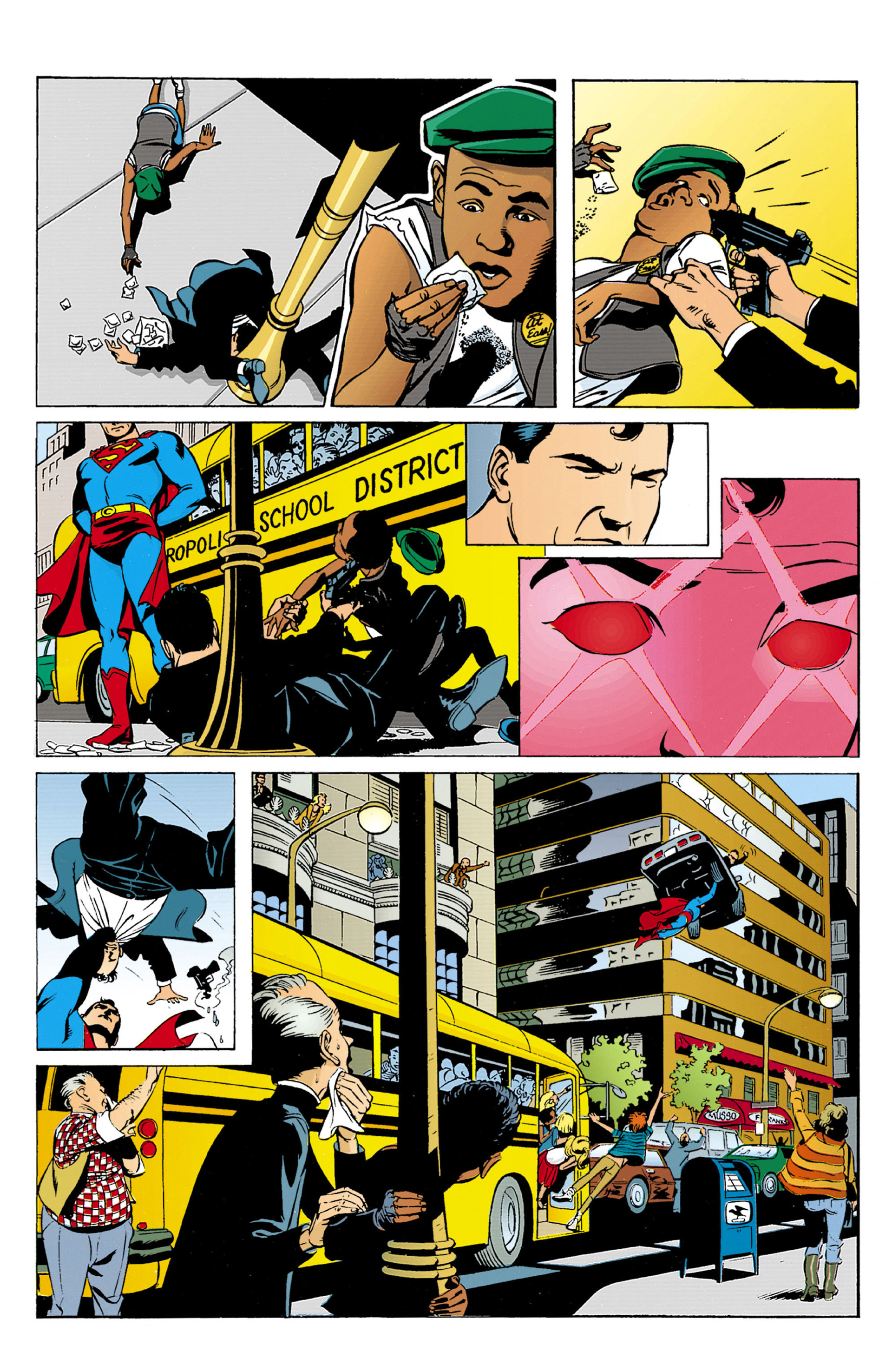 Read online World's Finest (1990) comic -  Issue #1 - 14