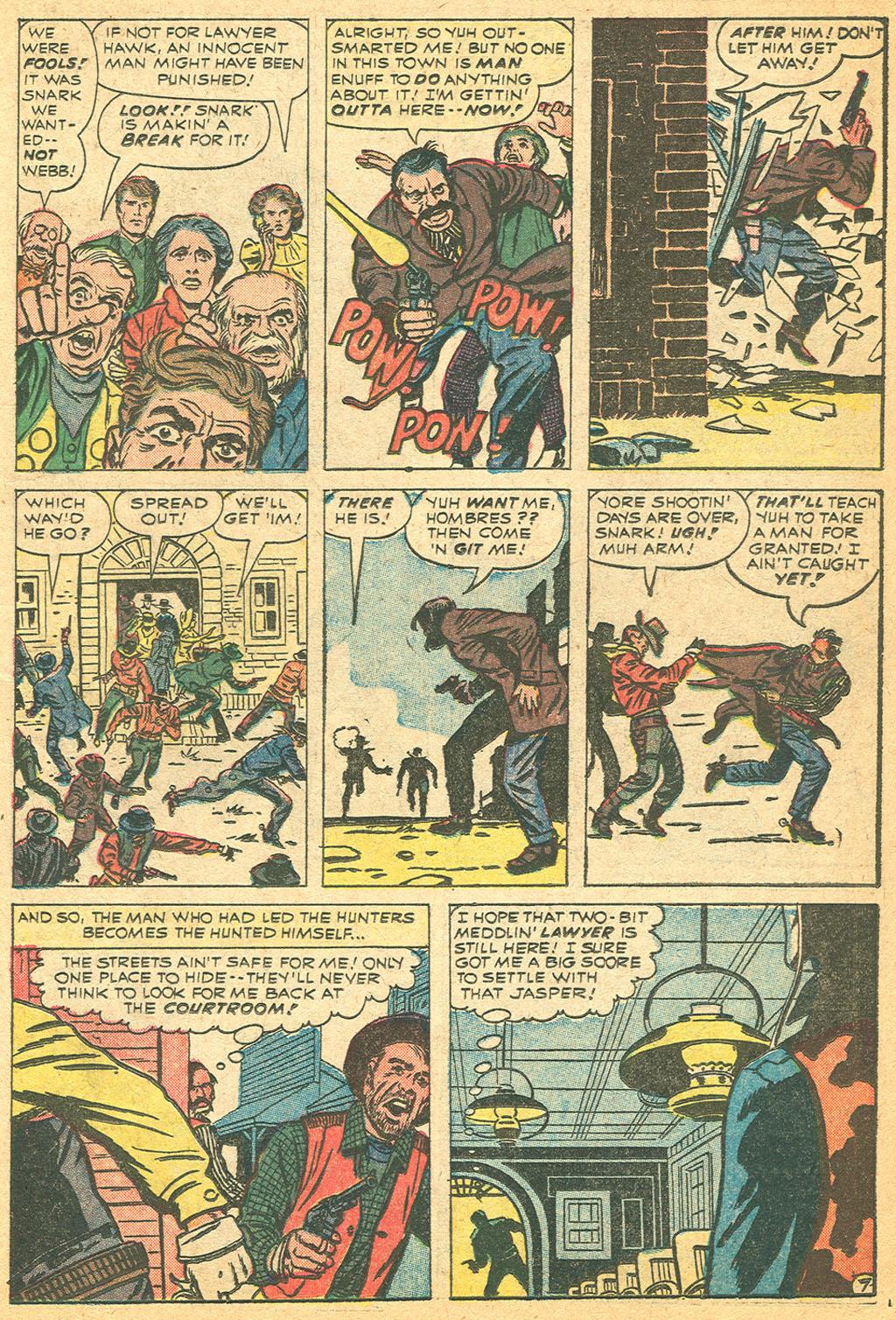 Read online Two-Gun Kid comic -  Issue #61 - 11