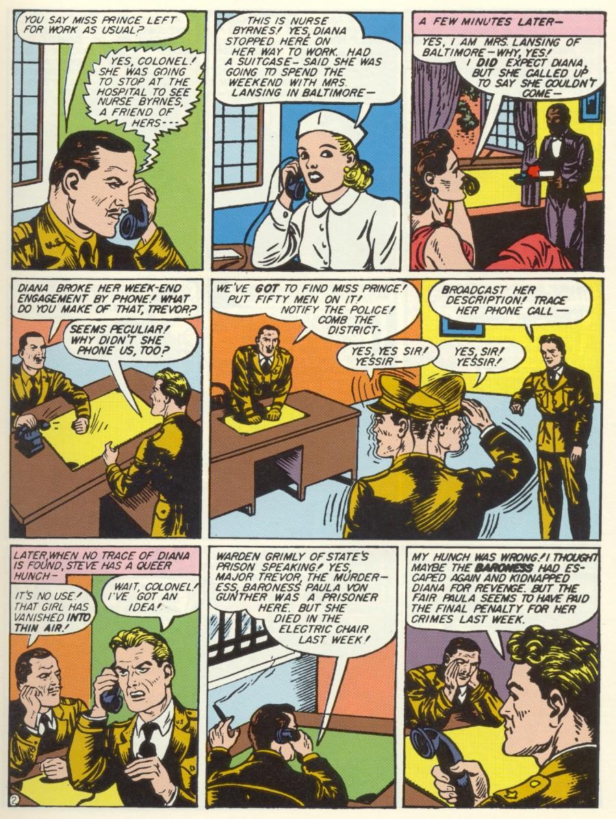 Read online Sensation (Mystery) Comics comic -  Issue #7 - 4