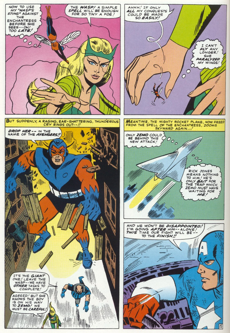 The Avengers (1963) 15 Page 15