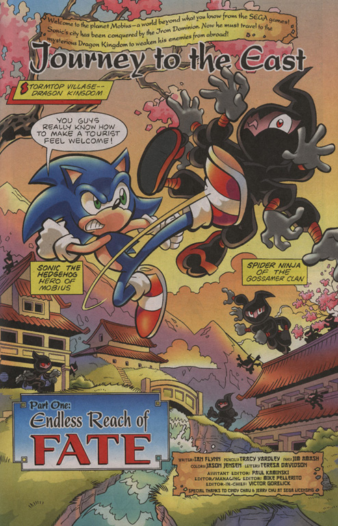 Read online Sonic Universe comic -  Issue #13 - 2