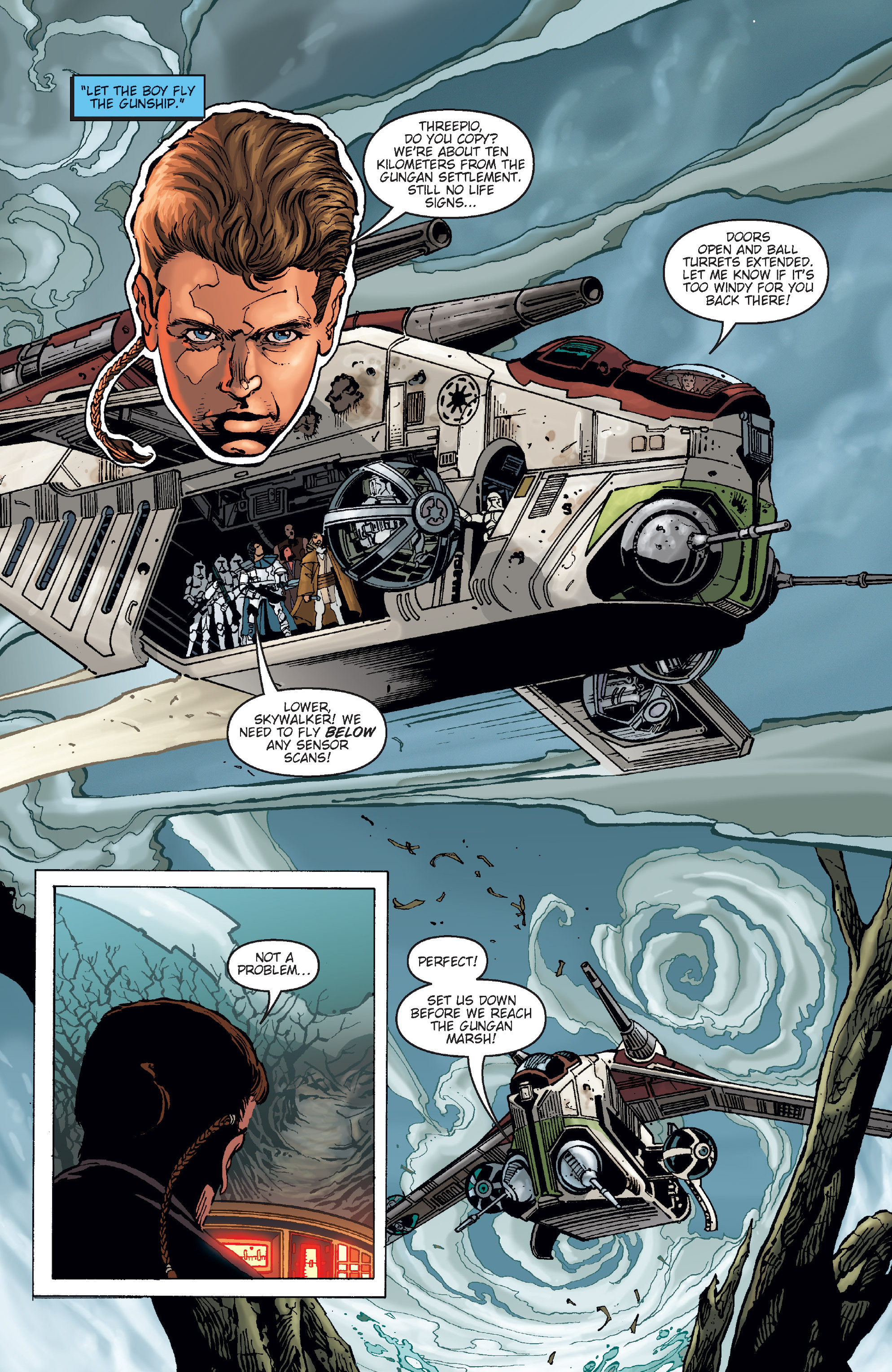 Read online Star Wars Omnibus comic -  Issue # Vol. 24 - 128