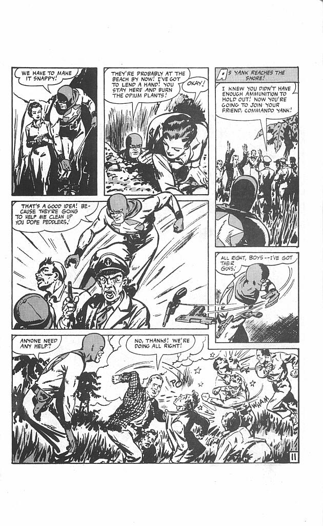 Read online Golden-Age Men of Mystery comic -  Issue #4 - 20