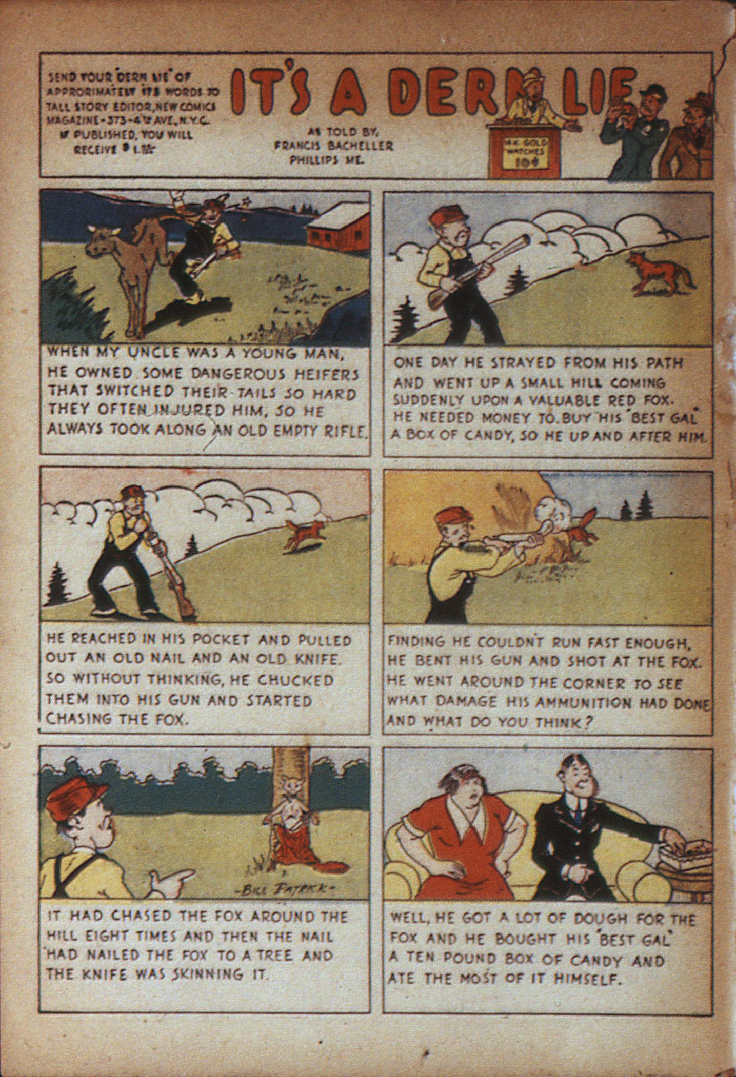 Read online Adventure Comics (1938) comic -  Issue #7 - 66