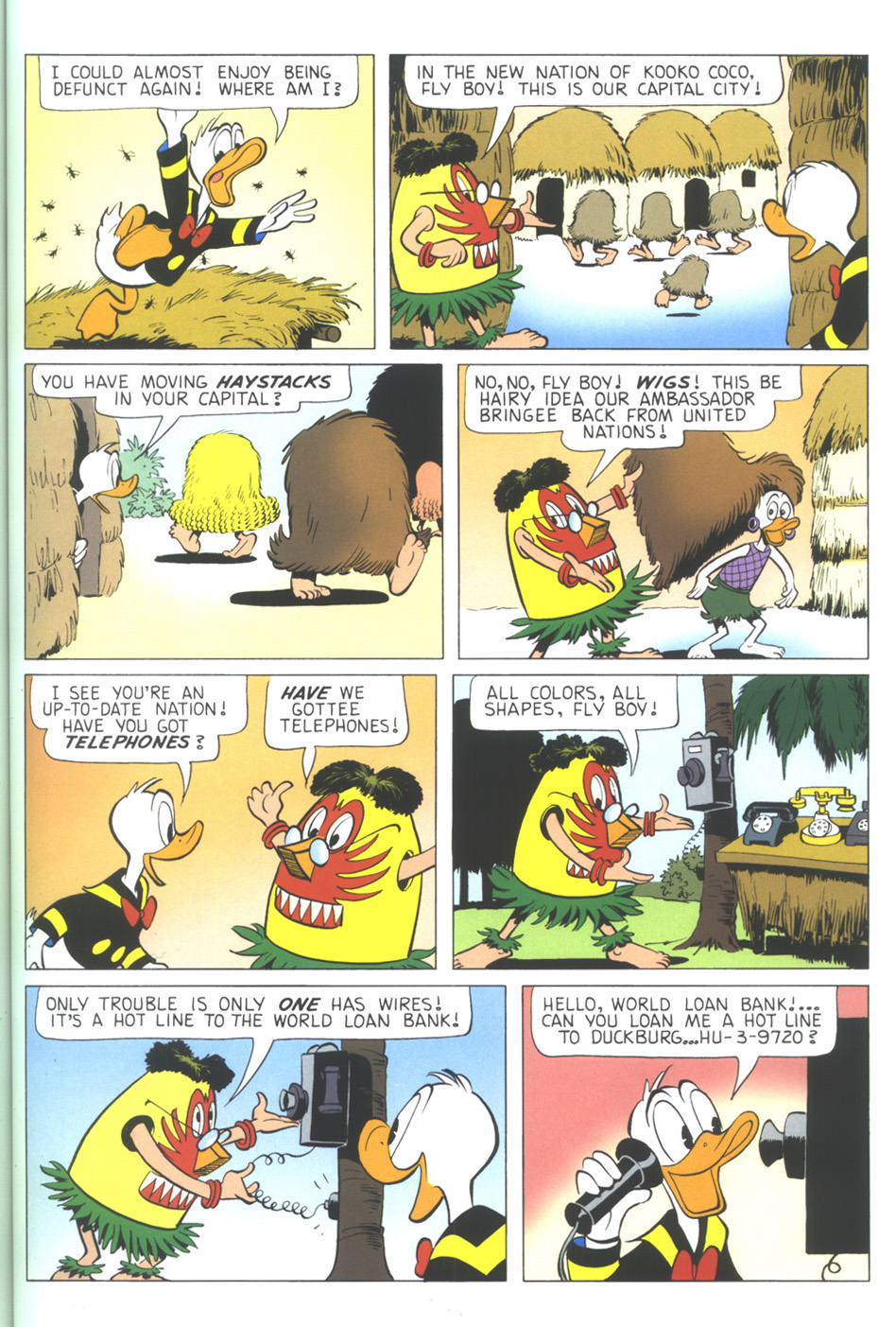 Read online Uncle Scrooge (1953) comic -  Issue #339 - 55
