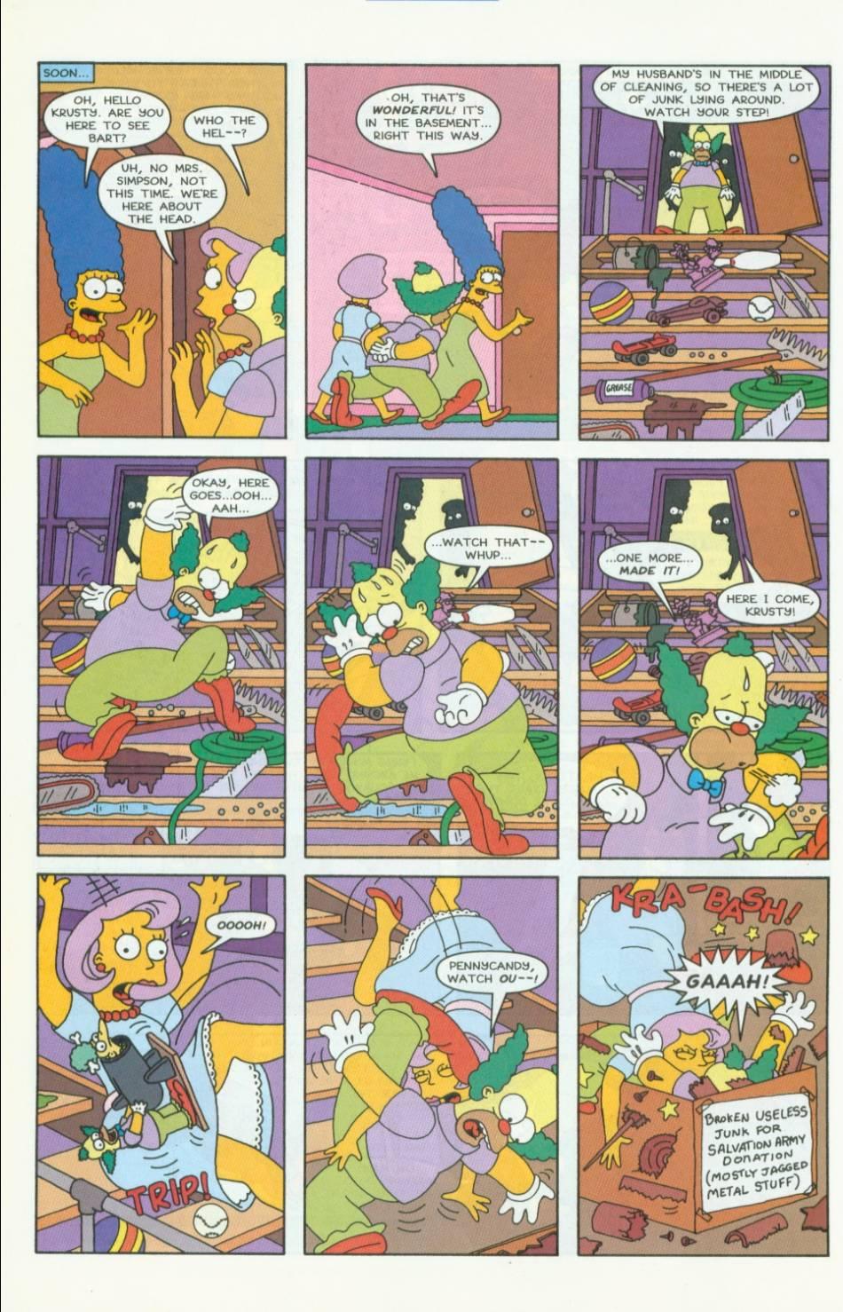 Read online Simpsons Comics comic -  Issue #40 - 5