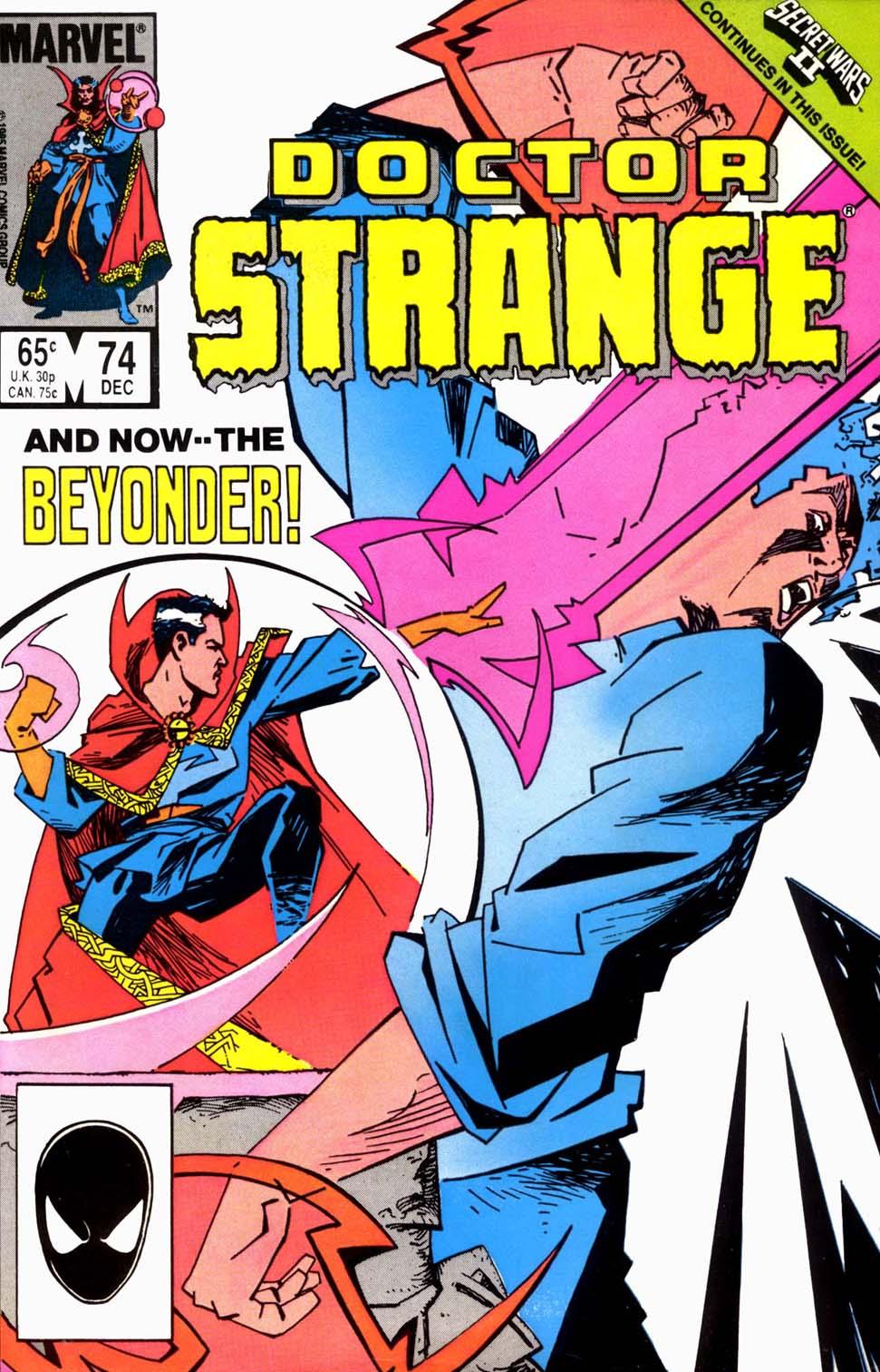 Doctor Strange (1974) 74 Page 1