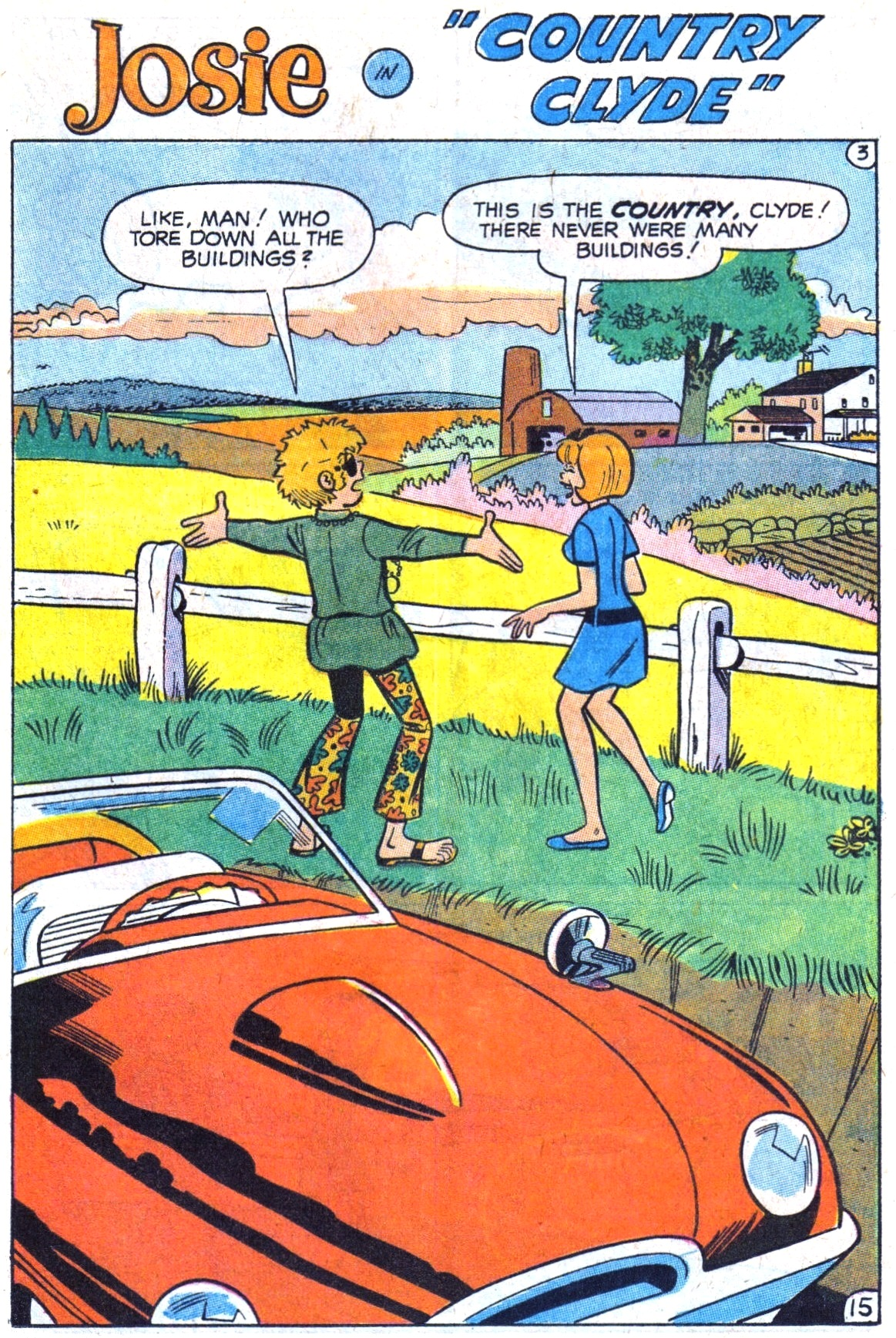 Read online She's Josie comic -  Issue #37 - 21