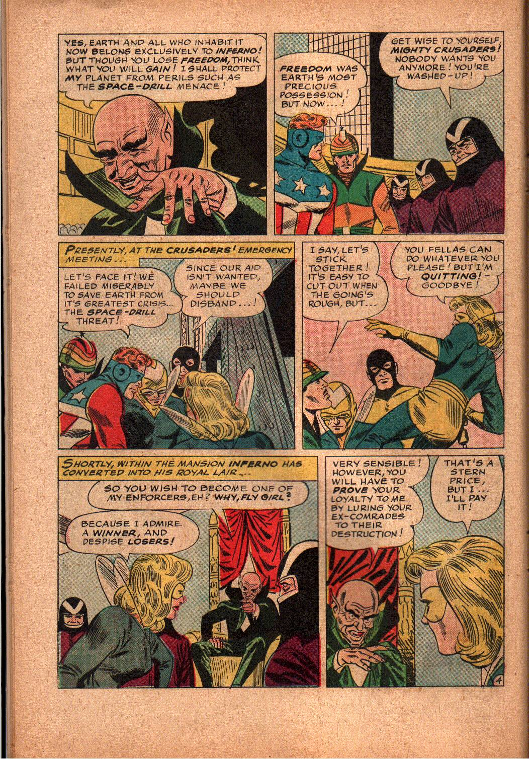 The Mighty Crusaders (1965) Issue #2 #2 - English 13