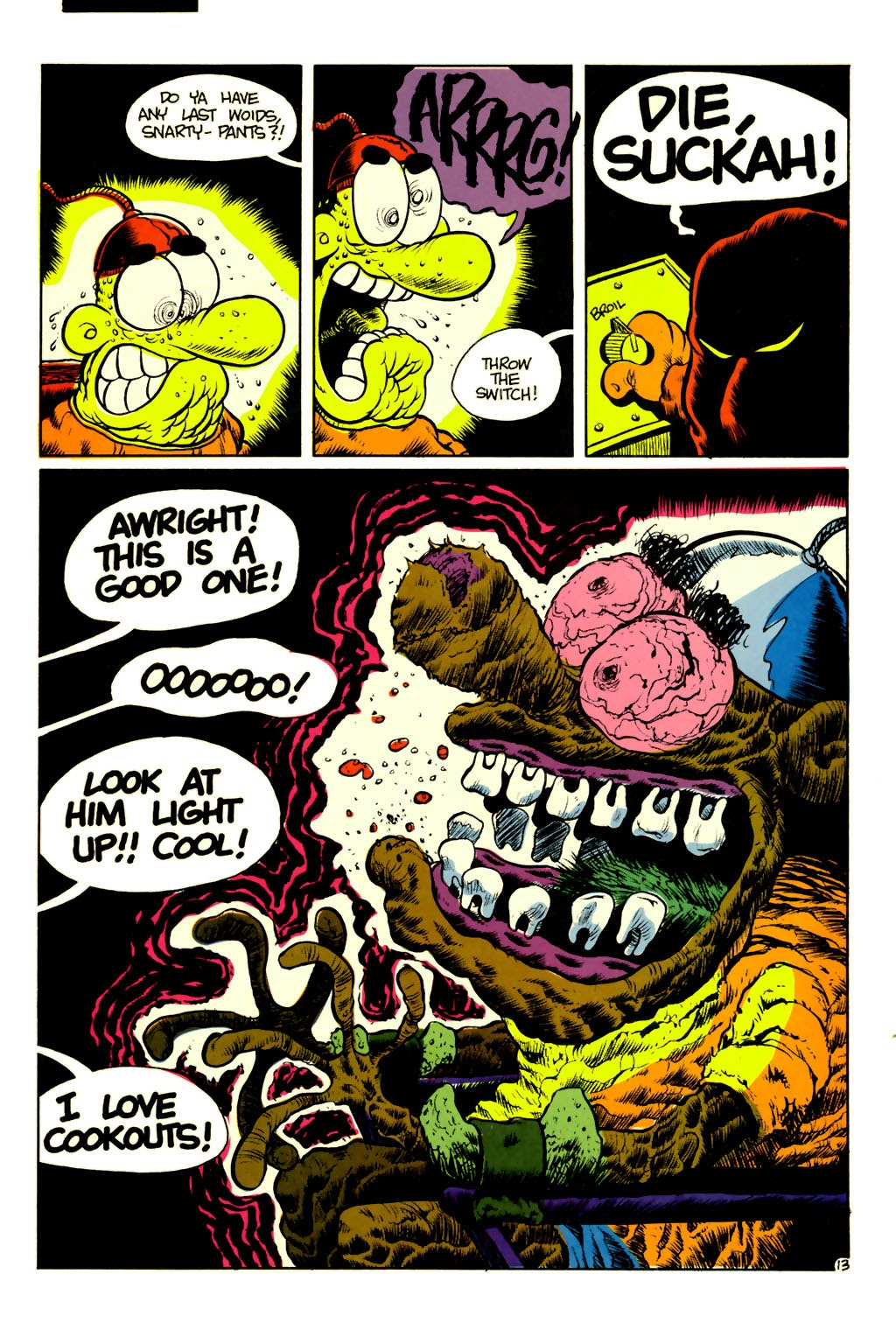 Ralph Snart Adventures (1988) issue 4 - Page 15