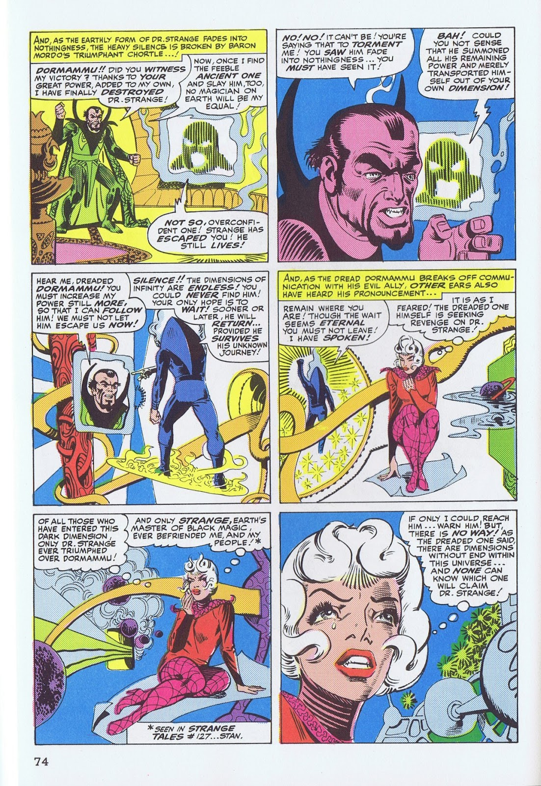 Doctor Strange: Master of the Mystic Arts issue TPB - Page 70