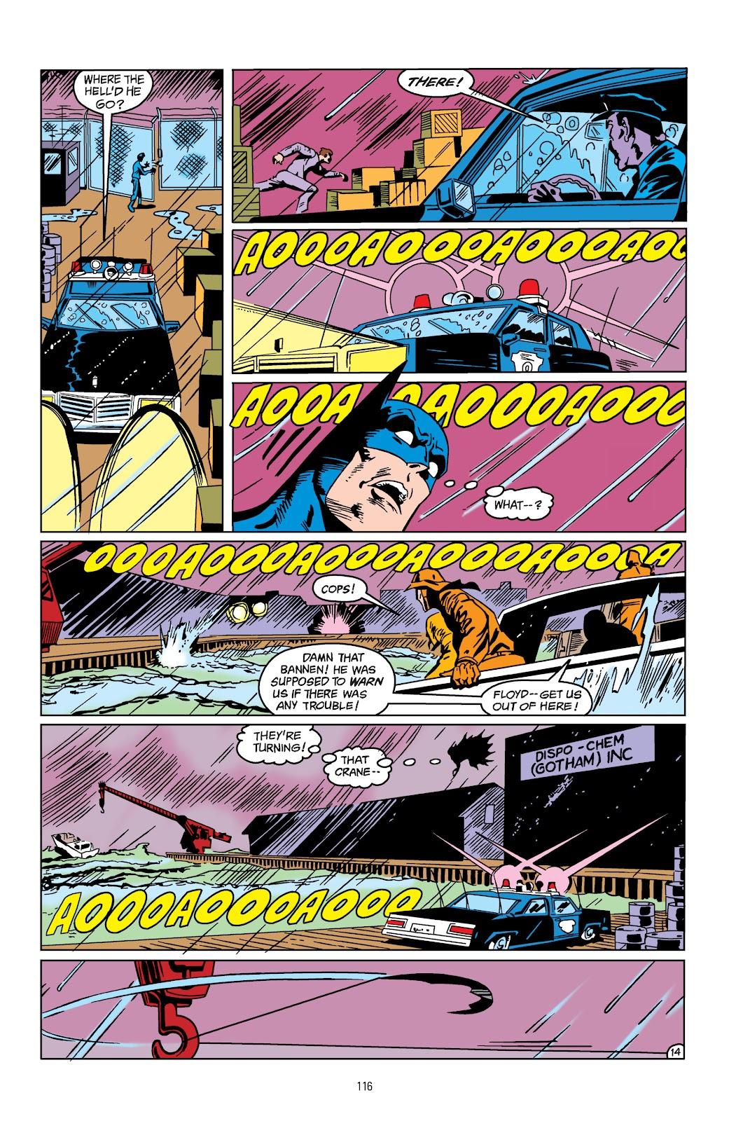 Read online Detective Comics (1937) comic -  Issue # _TPB Batman - The Dark Knight Detective 2 (Part 2) - 18