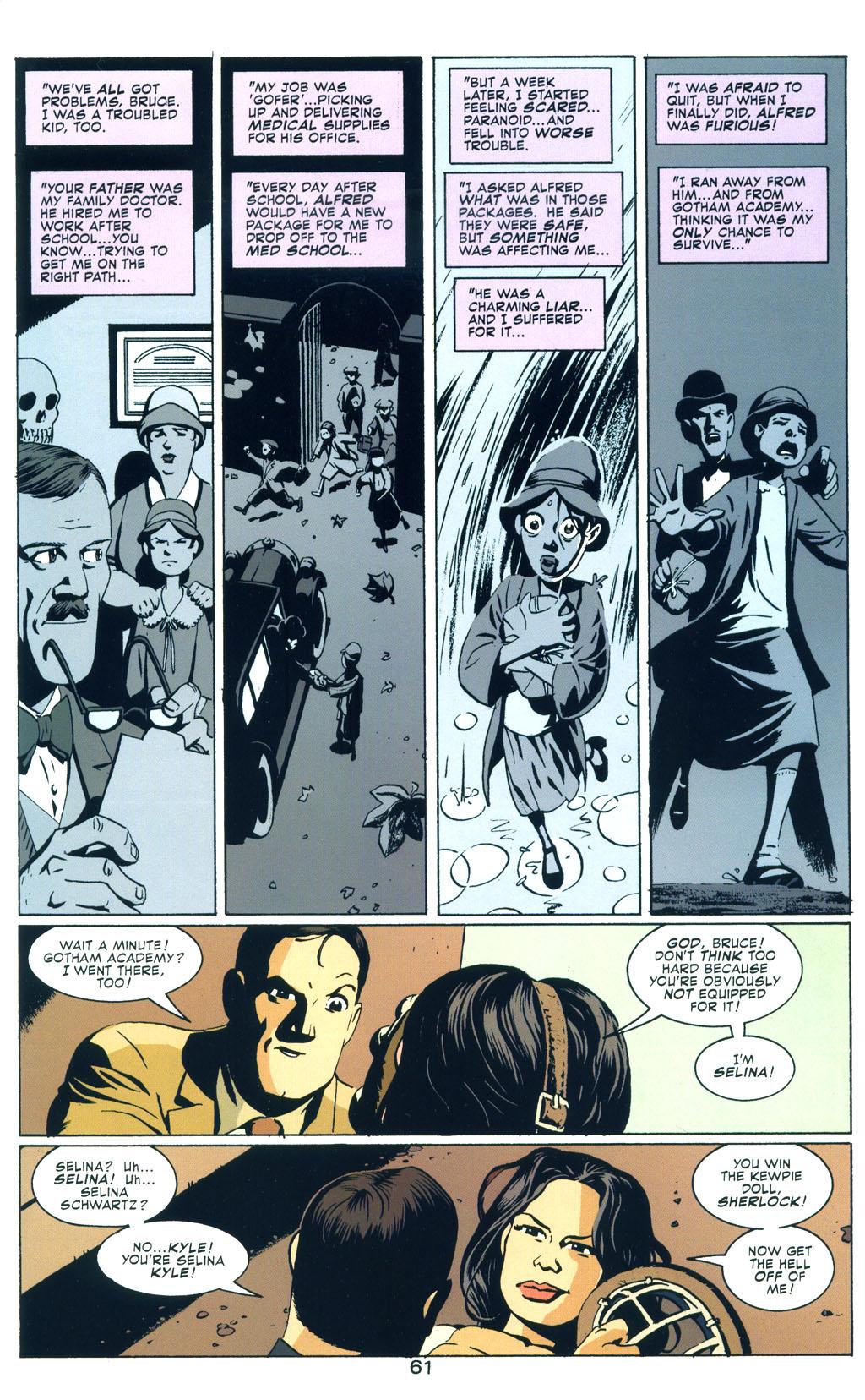 Read online Batman: Detective #27 comic -  Issue #27 TPB - 67