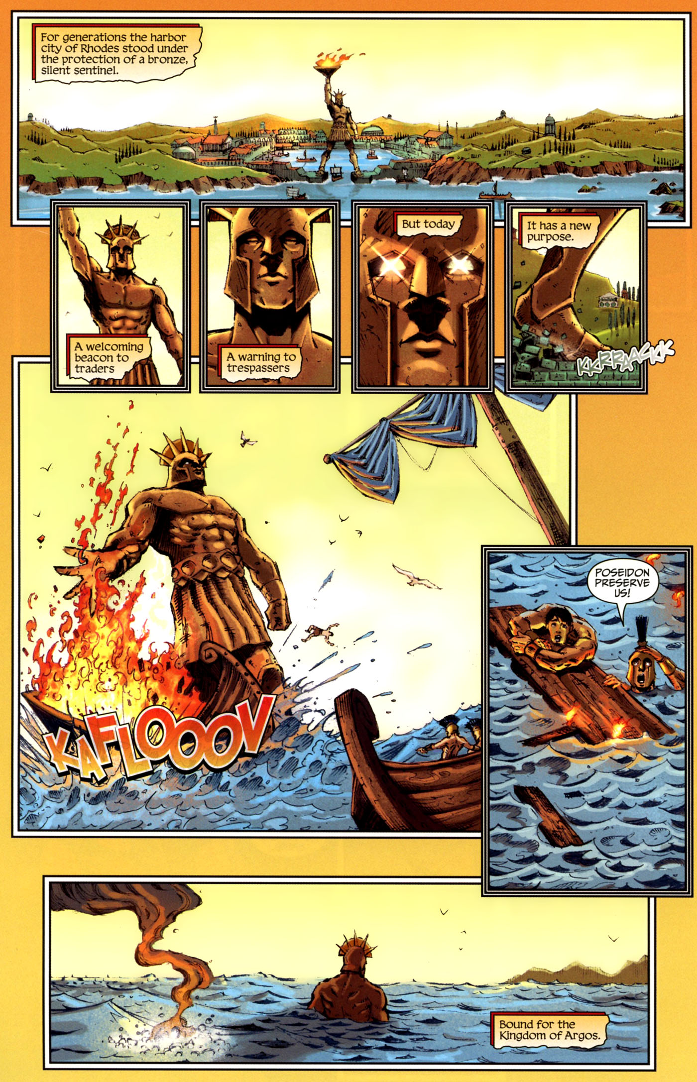 Read online Wrath of the Titans comic -  Issue #4 - 13