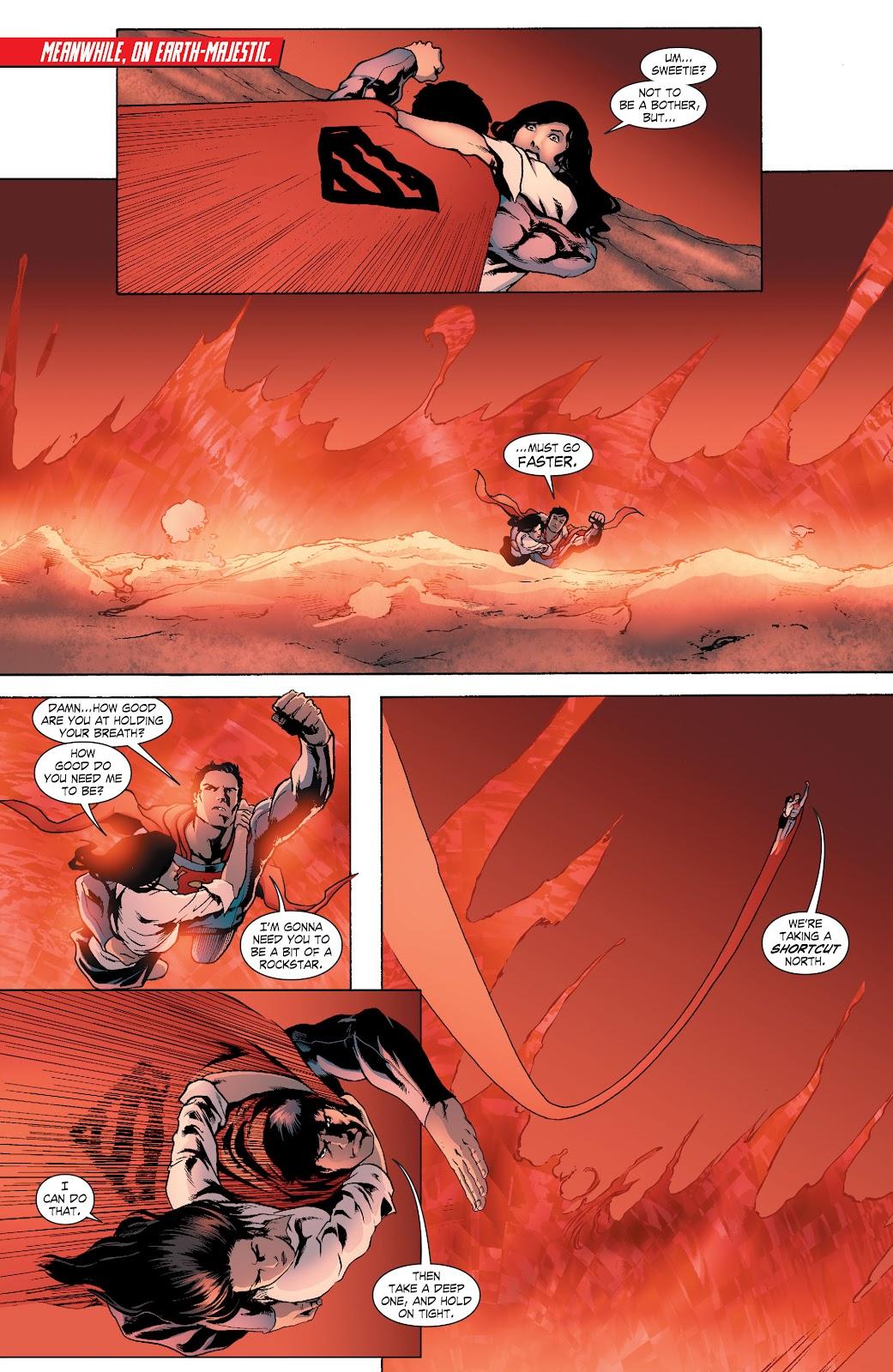 Read online Smallville Season 11 [II] comic -  Issue # TPB 8 - 96