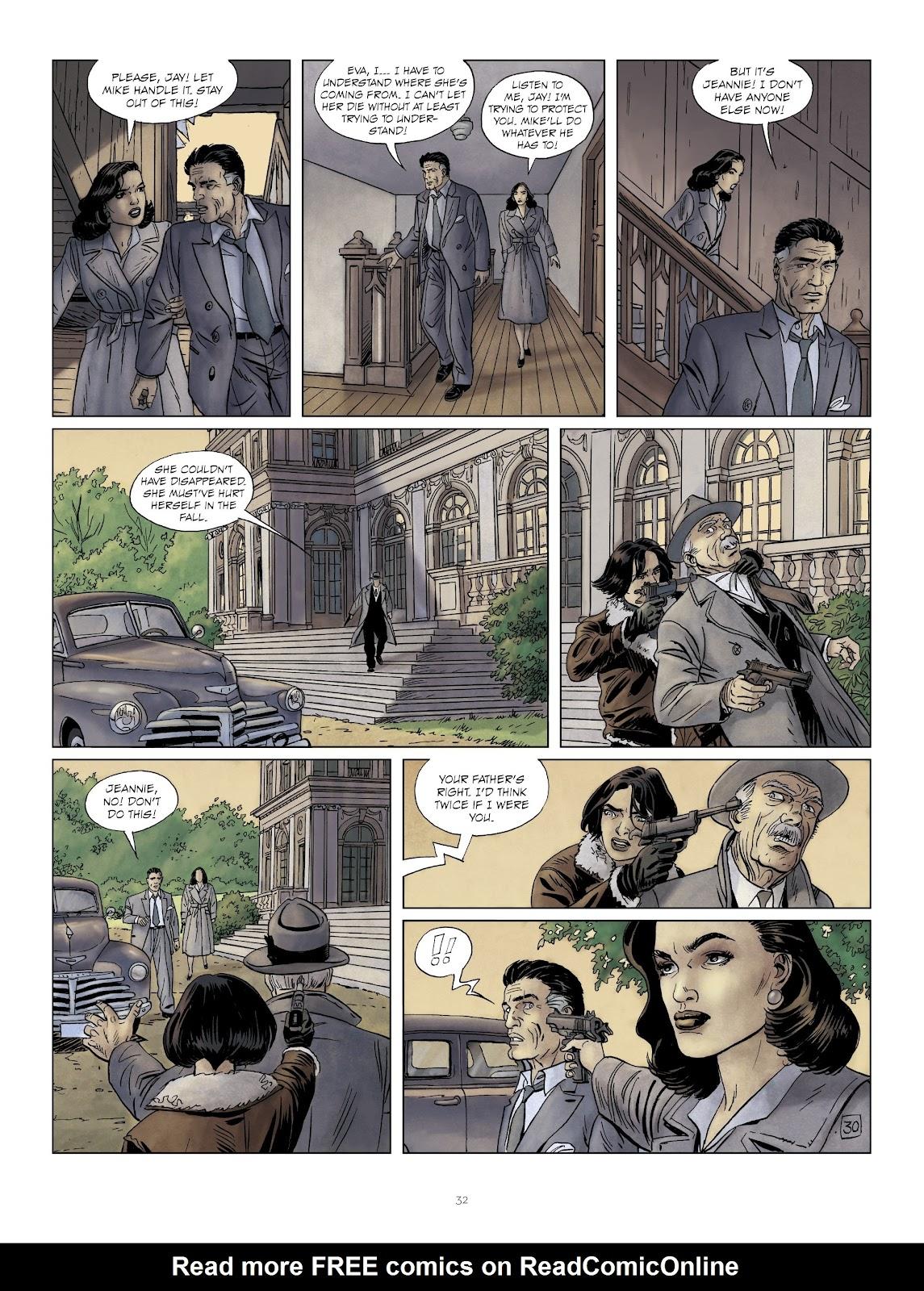 Read online Sherman comic -  Issue #6 - 32