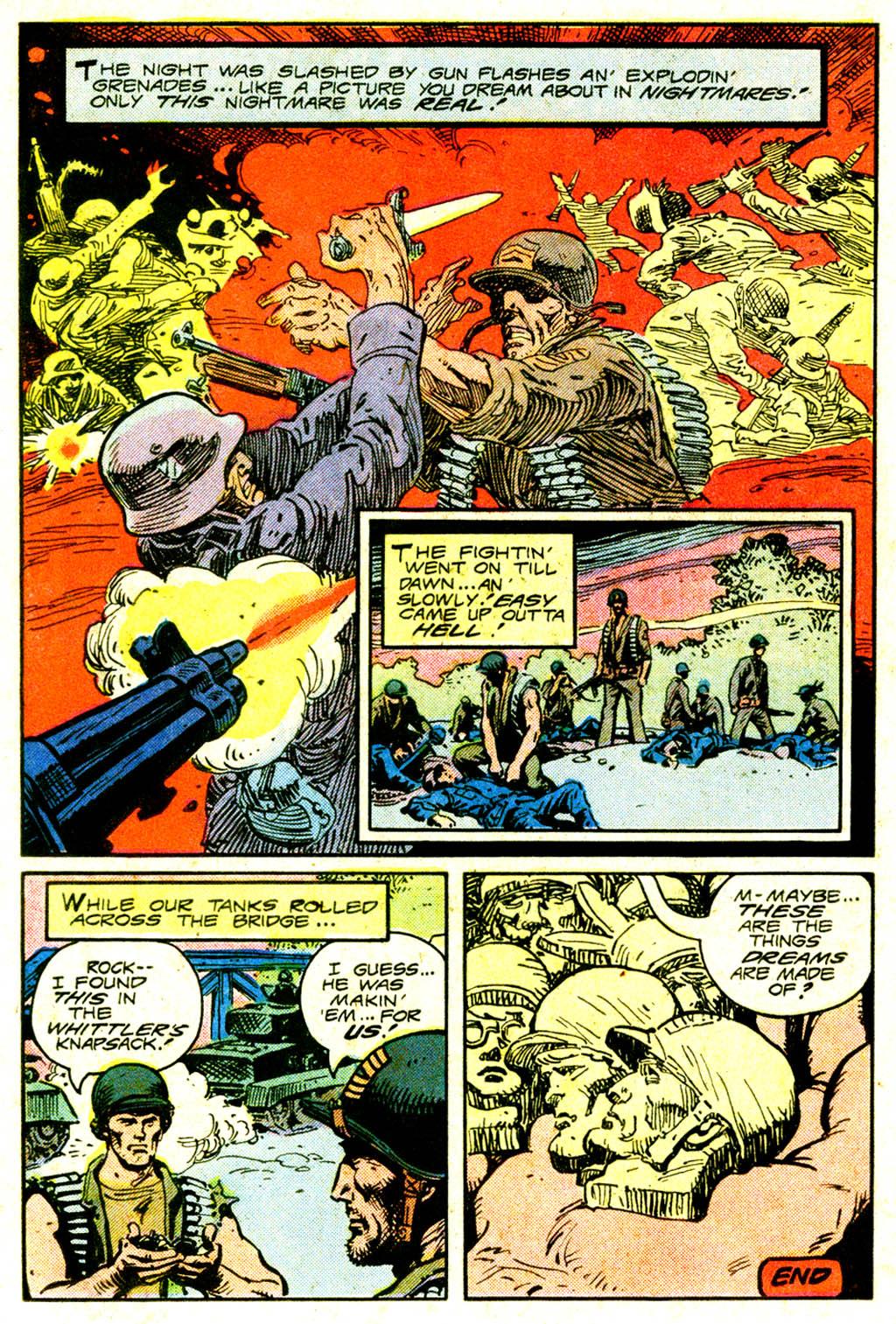 Read online Sgt. Rock comic -  Issue #375 - 17