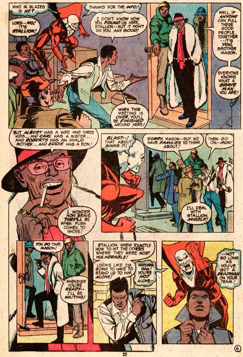 Read online Adventure Comics (1938) comic -  Issue #465 - 23