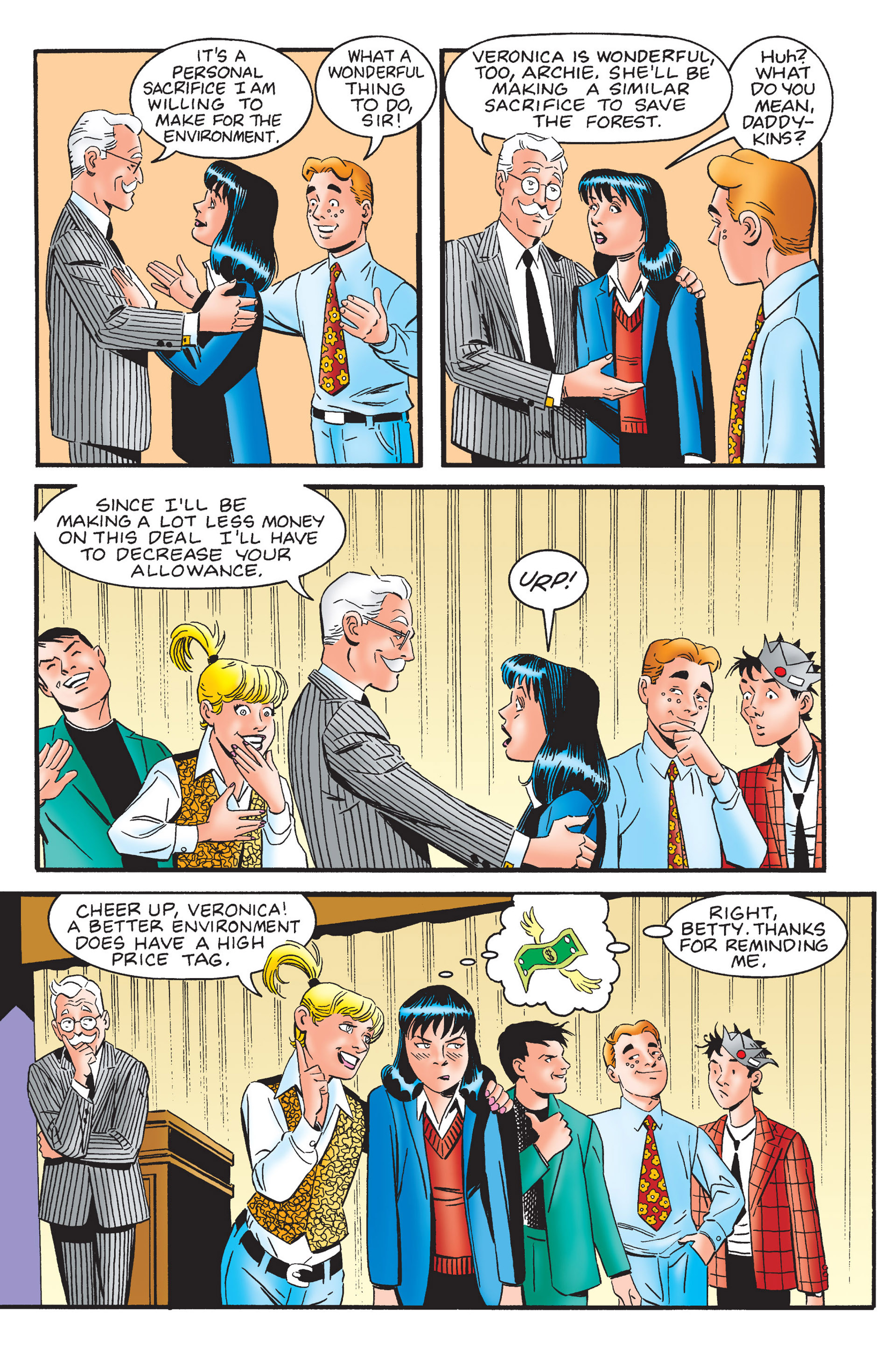 Read online Archie's New Look Series comic -  Issue #4 - 106