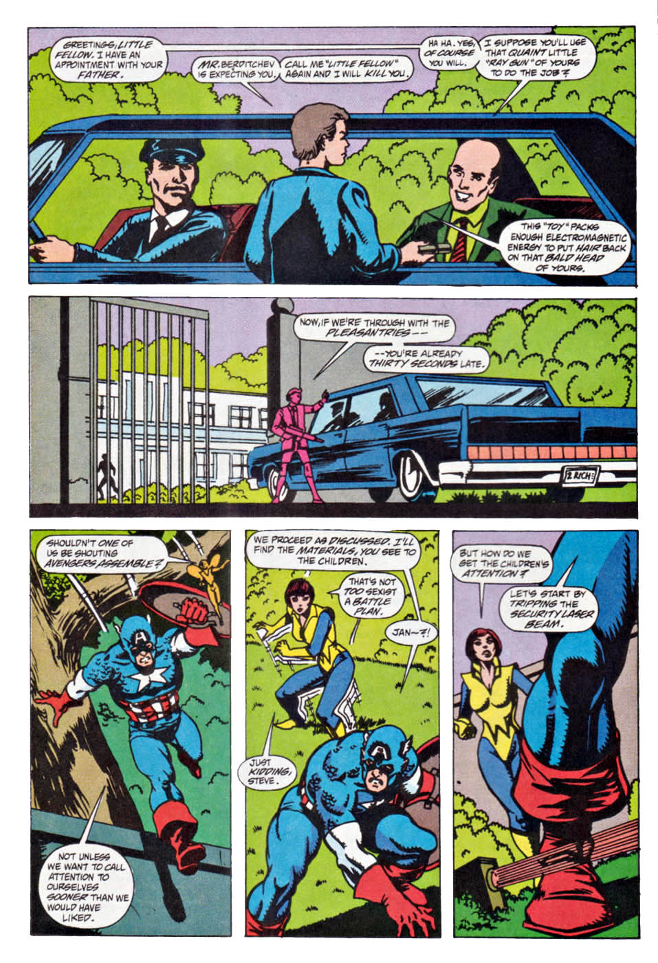 The Avengers (1963) 340 Page 8