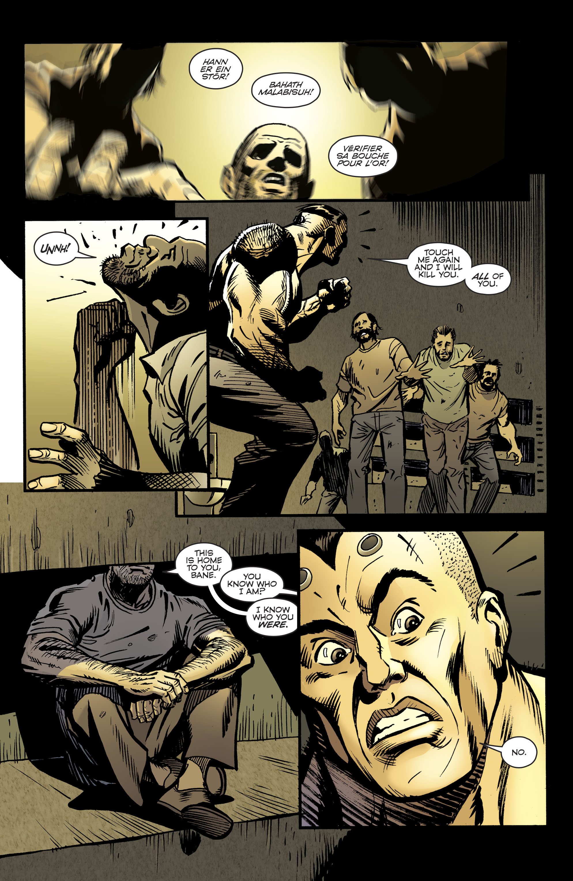 Read online Bane: Conquest comic -  Issue #2 - 7