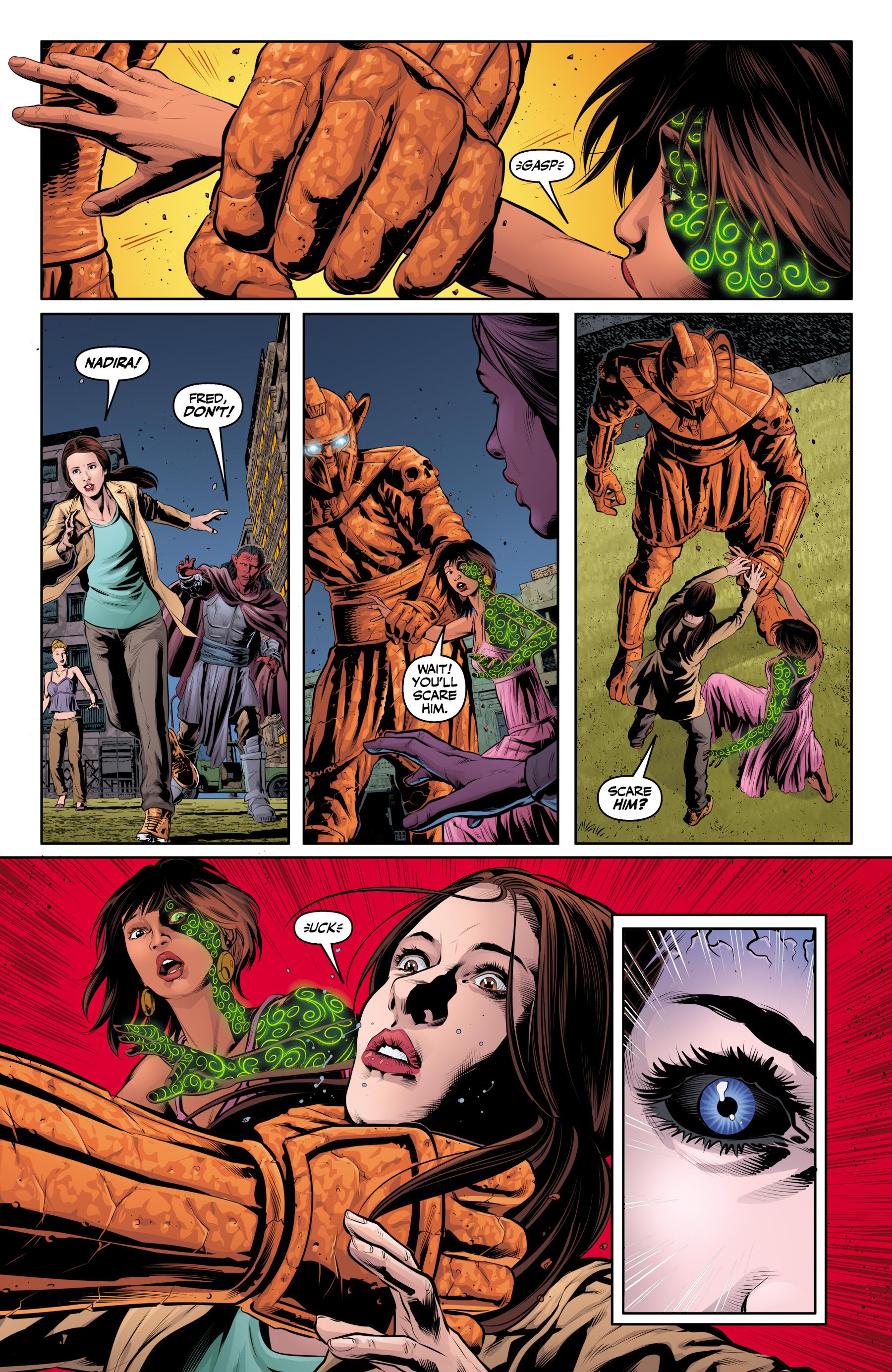 Read online Angel & Faith Season 10 comic -  Issue #23 - 23