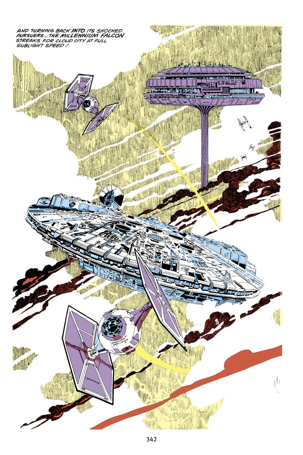 Read online Star Wars Omnibus comic -  Issue # Vol. 14 - 340