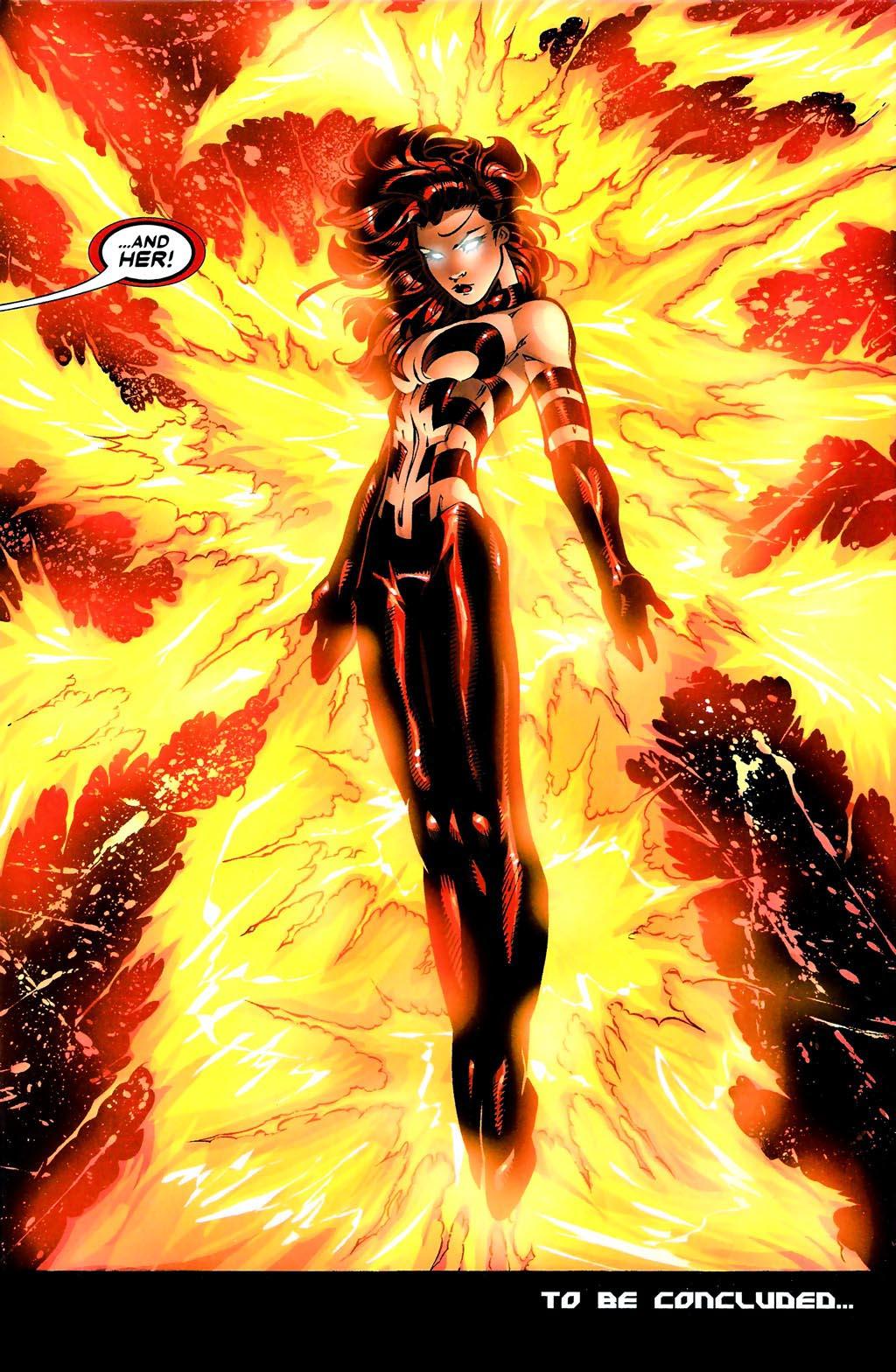 Read online Age of Apocalypse (2005) comic -  Issue #5 - 20