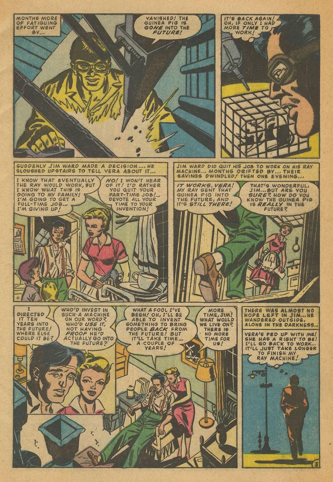 Spellbound (1952) issue 29 - Page 5