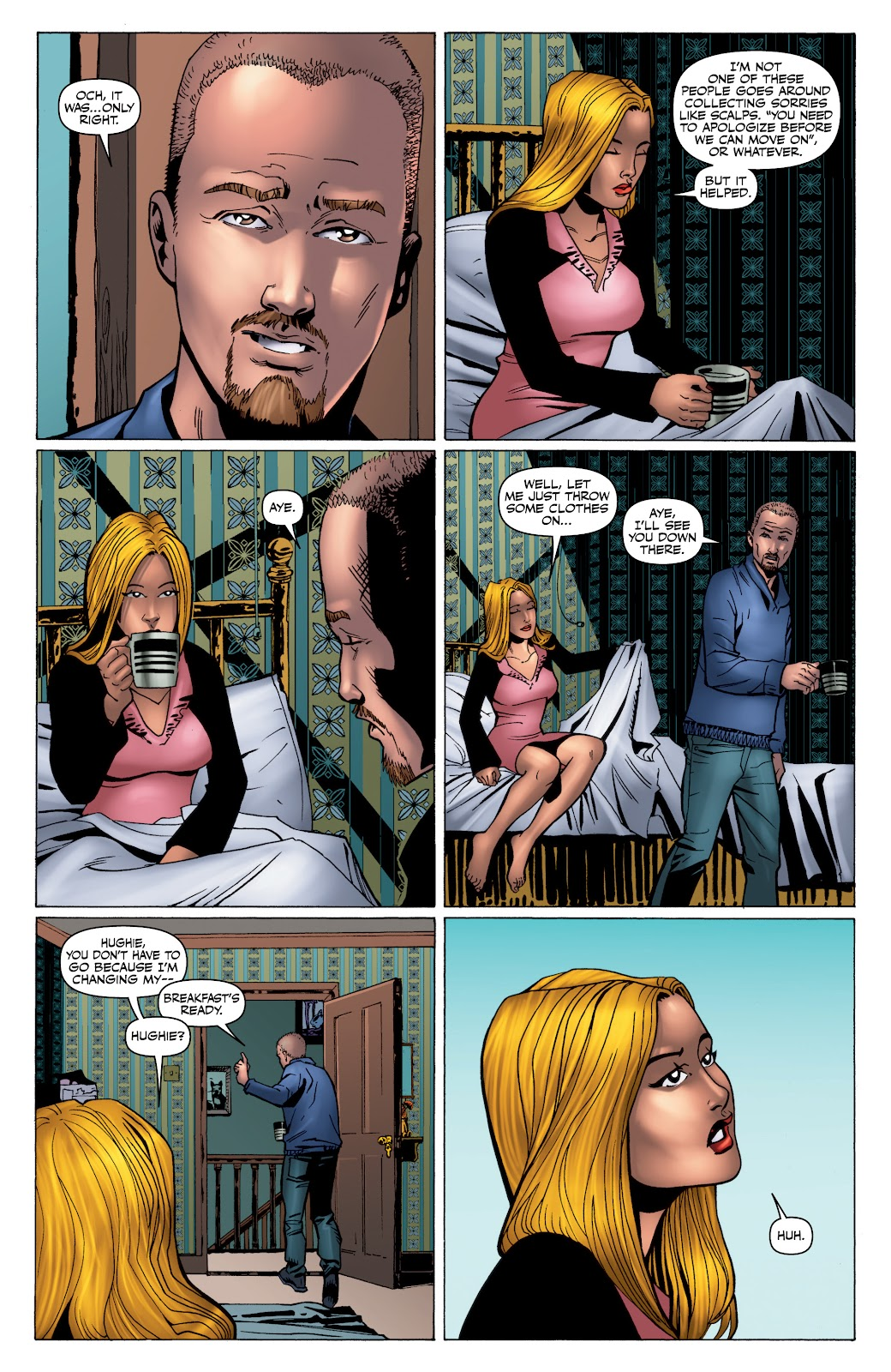 Read online The Boys Omnibus comic -  Issue # TPB 4 (Part 4) - 10
