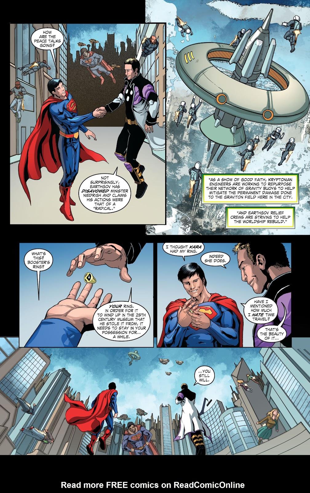 Read online Smallville Season 11 [II] comic -  Issue # TPB 4 - 98