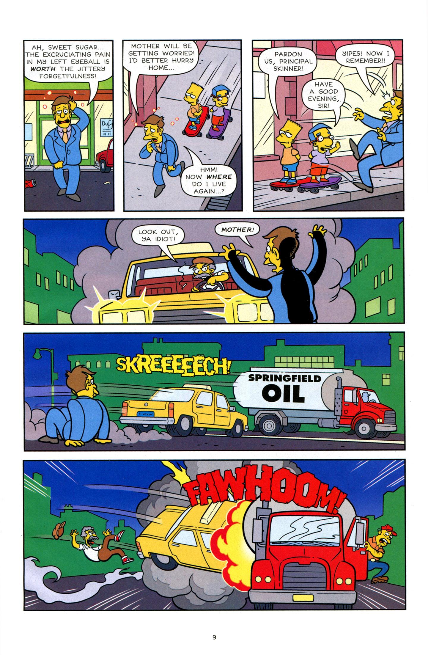 Read online Simpsons Comics Presents Bart Simpson comic -  Issue #64 - 11