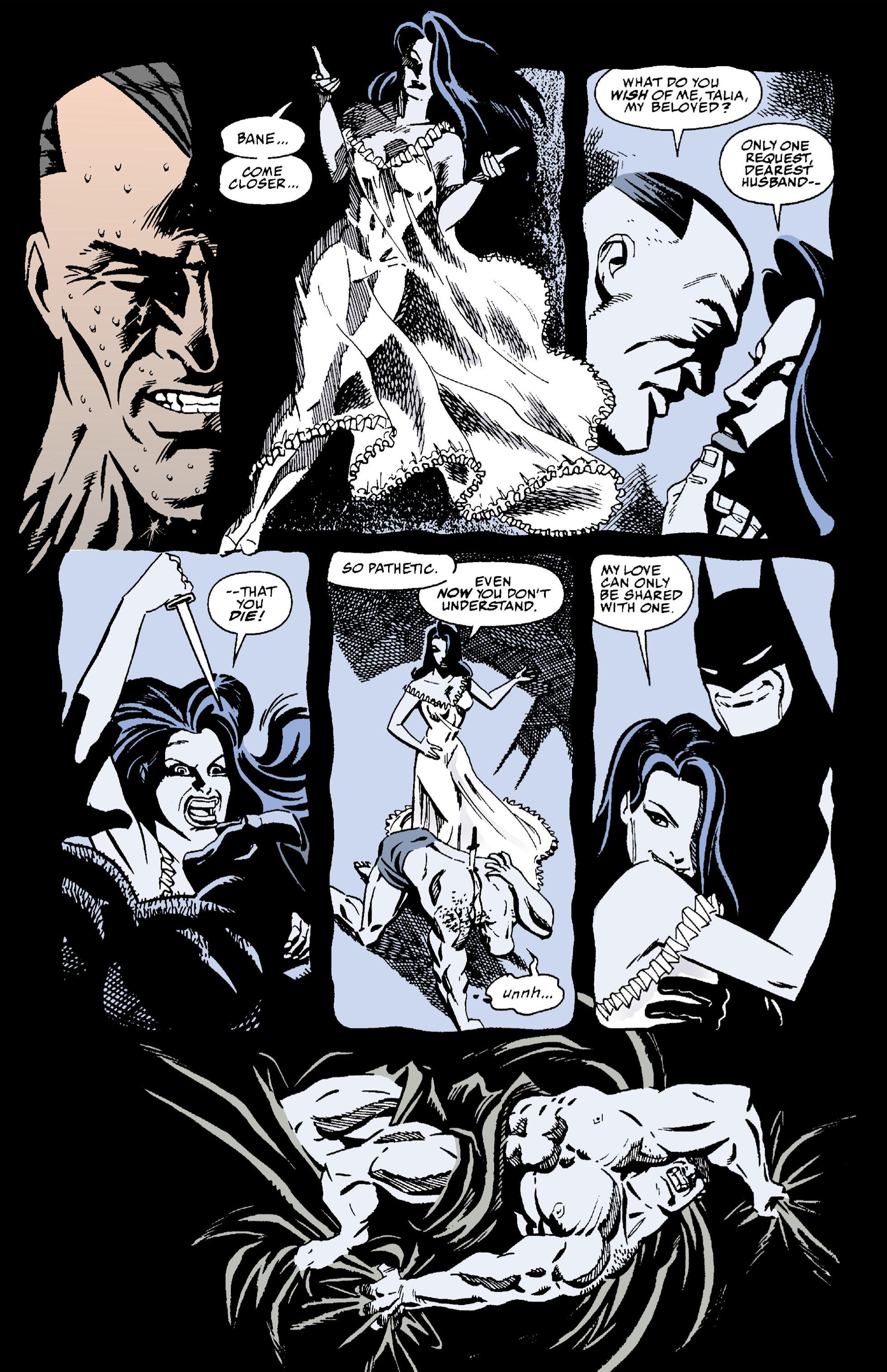Read online Batman: Bane comic -  Issue # Full - 16