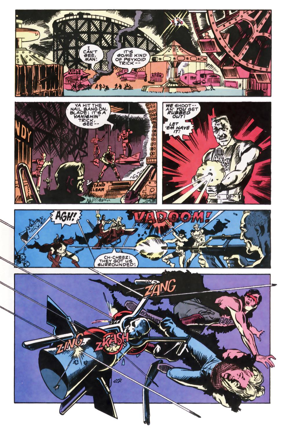 Read online Robocop (1990) comic -  Issue #8 - 18
