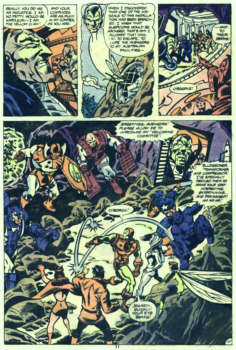 The Avengers (1963) 205 Page 10