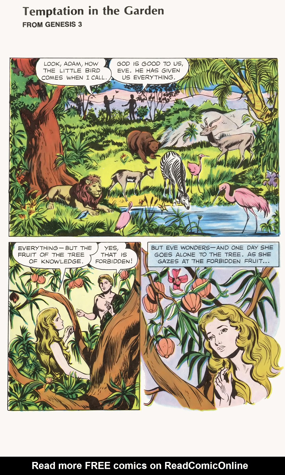 The Picture Bible issue TPB (Part 1) - Page 9