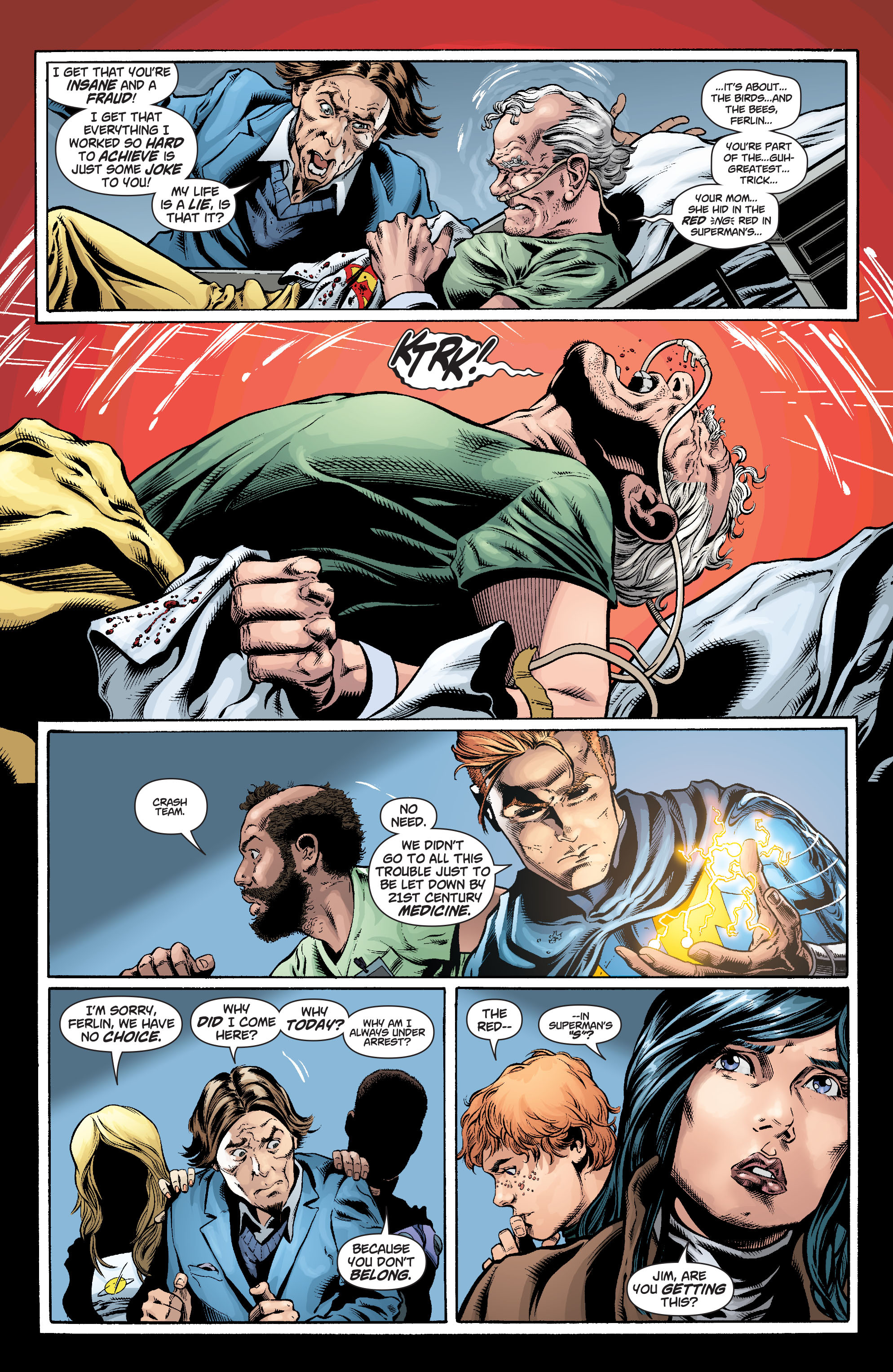 Read online Action Comics (2011) comic -  Issue #18 - 13