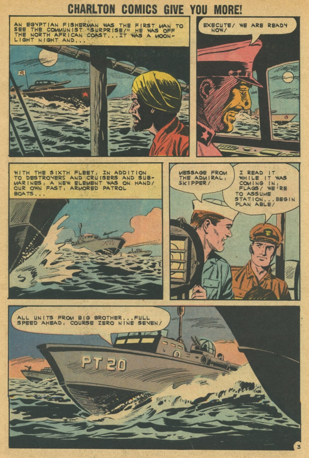 Read online Fightin' Navy comic -  Issue #103 - 27