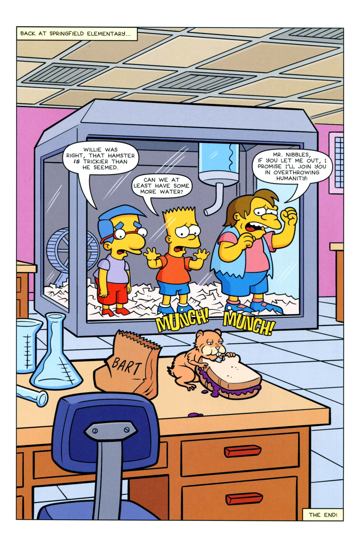 Read online Simpsons Comics comic -  Issue #217 - 26