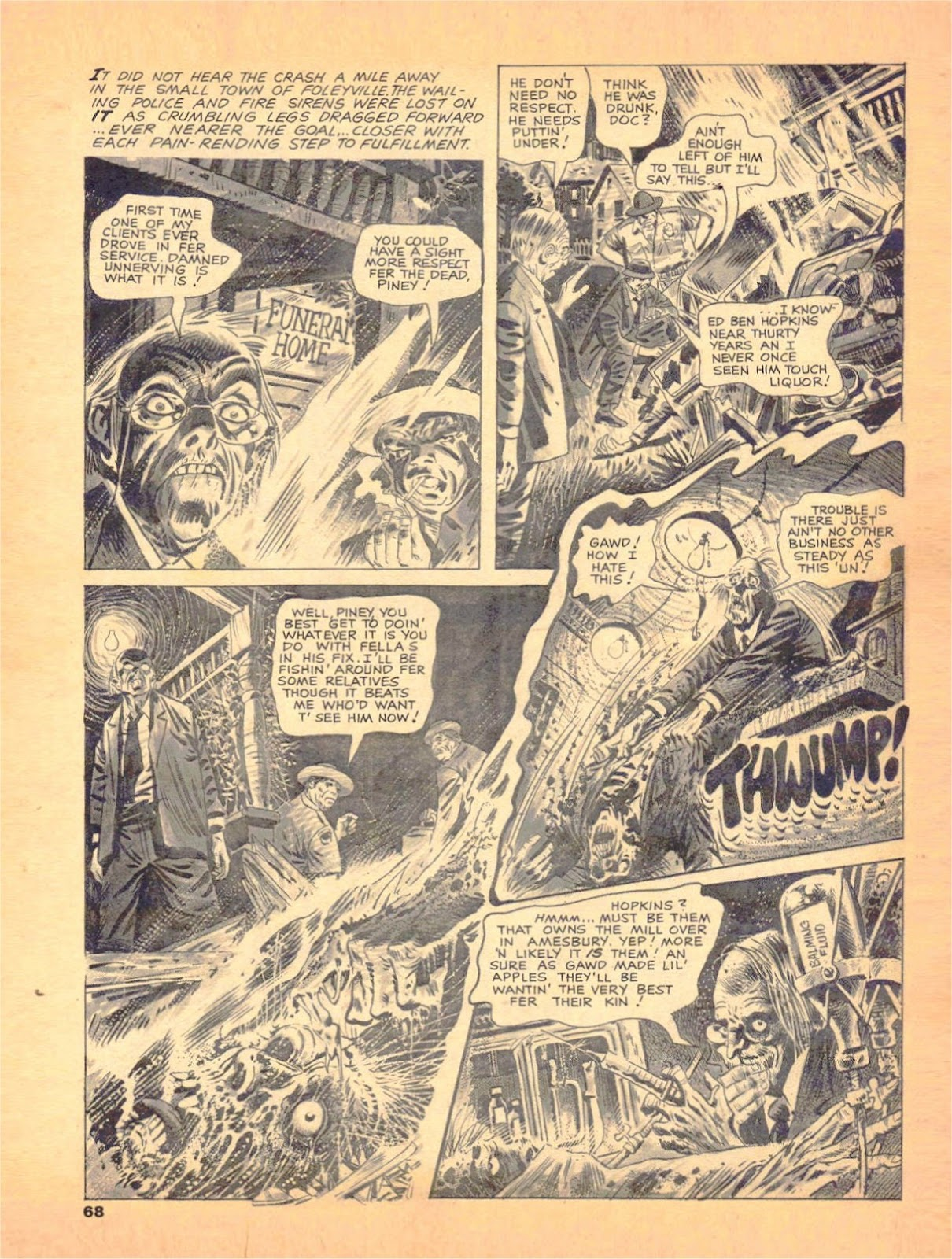 Creepy (1964) Issue #53 #53 - English 67