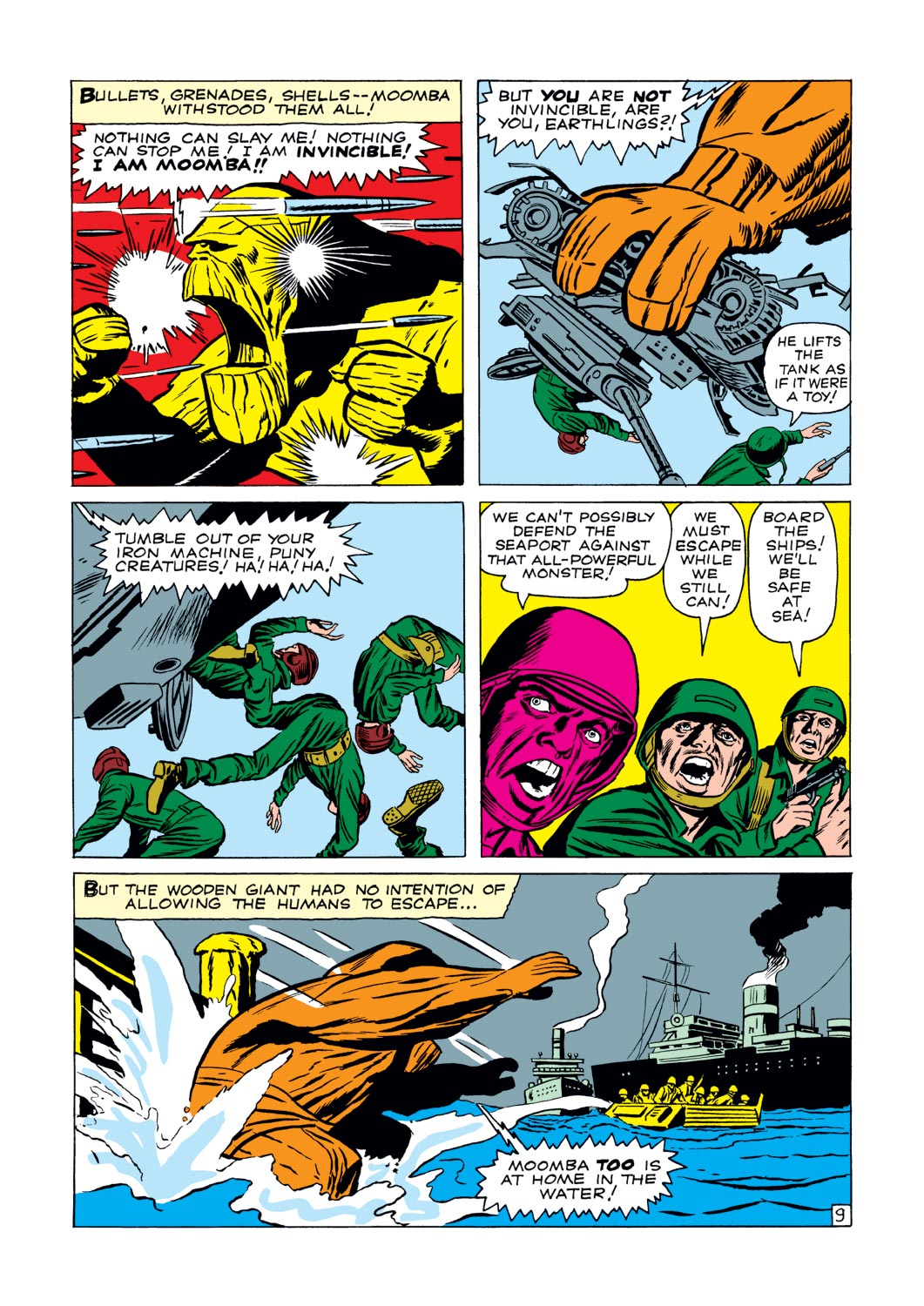 Tales to Astonish (1959) issue 23 - Page 11