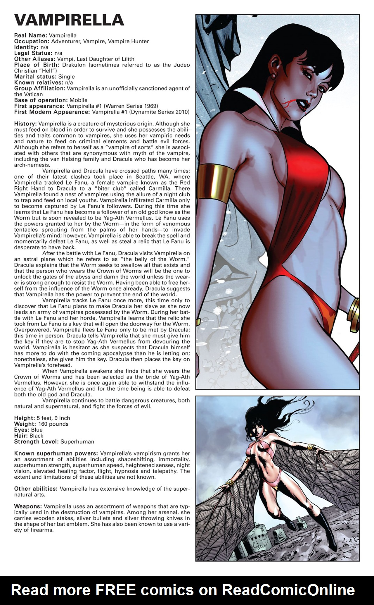 Read online Prophecy comic -  Issue #1 - 22