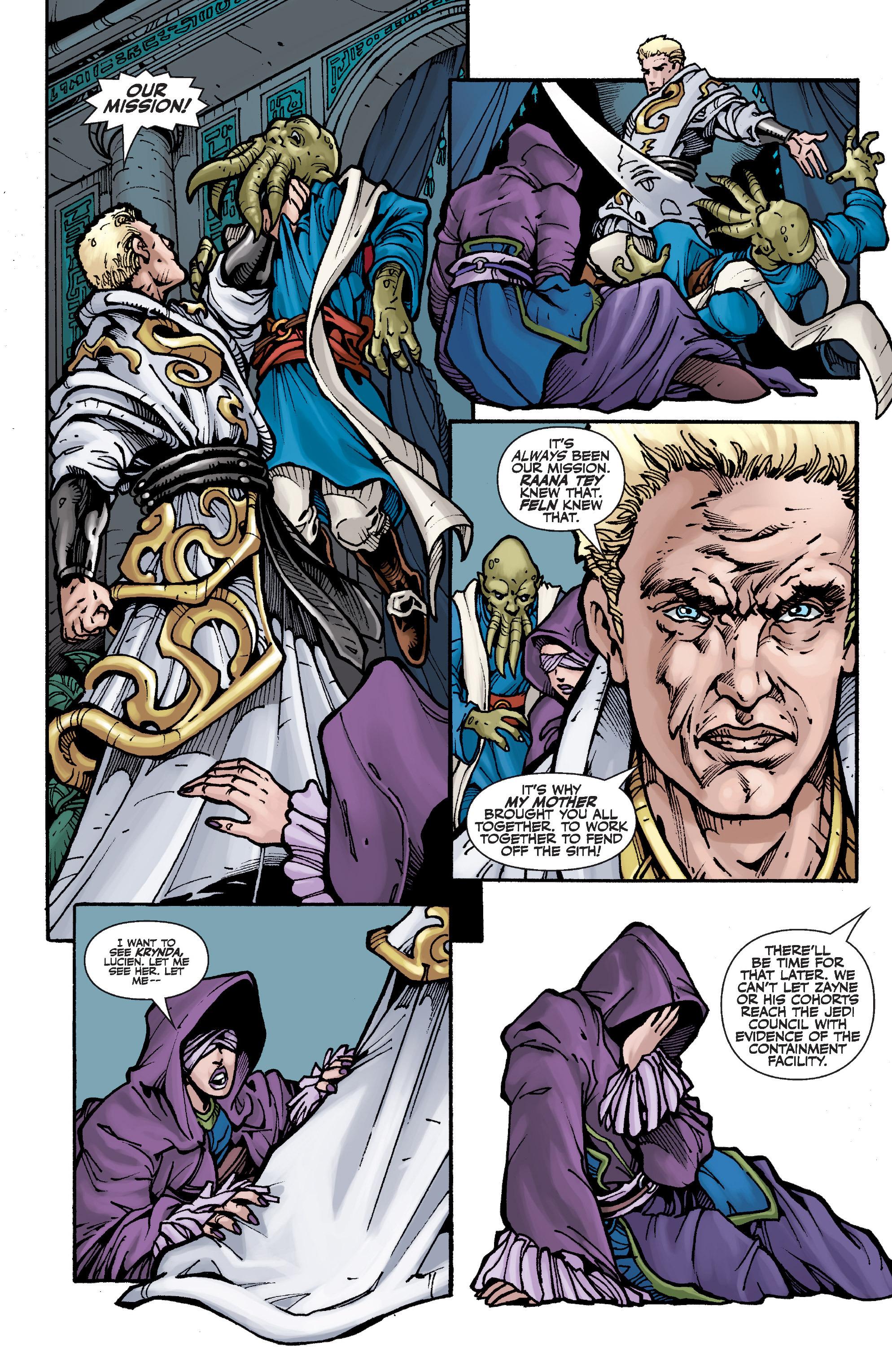 Read online Star Wars Omnibus comic -  Issue # Vol. 32 - 277