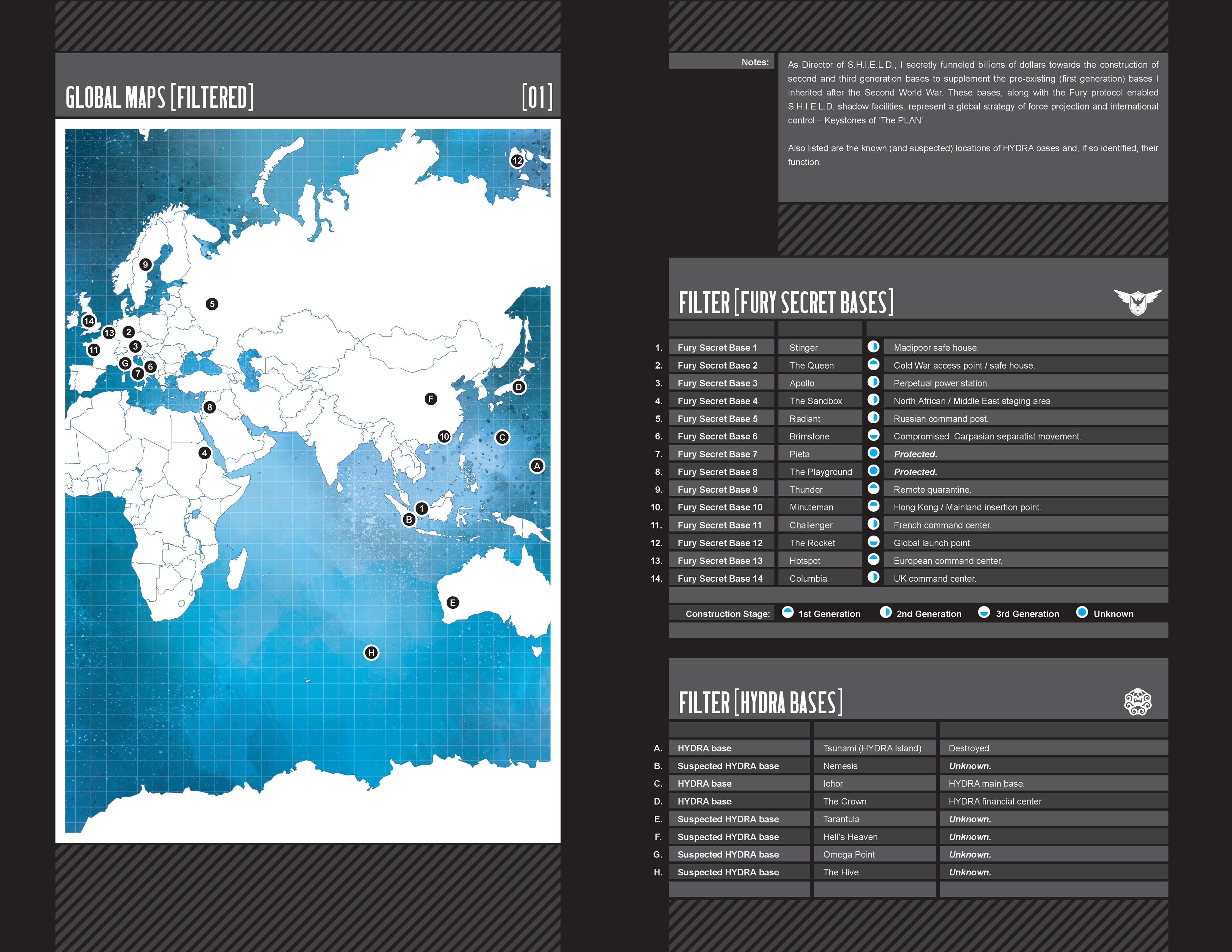 Read online Secret Warriors comic -  Issue #1 - 29