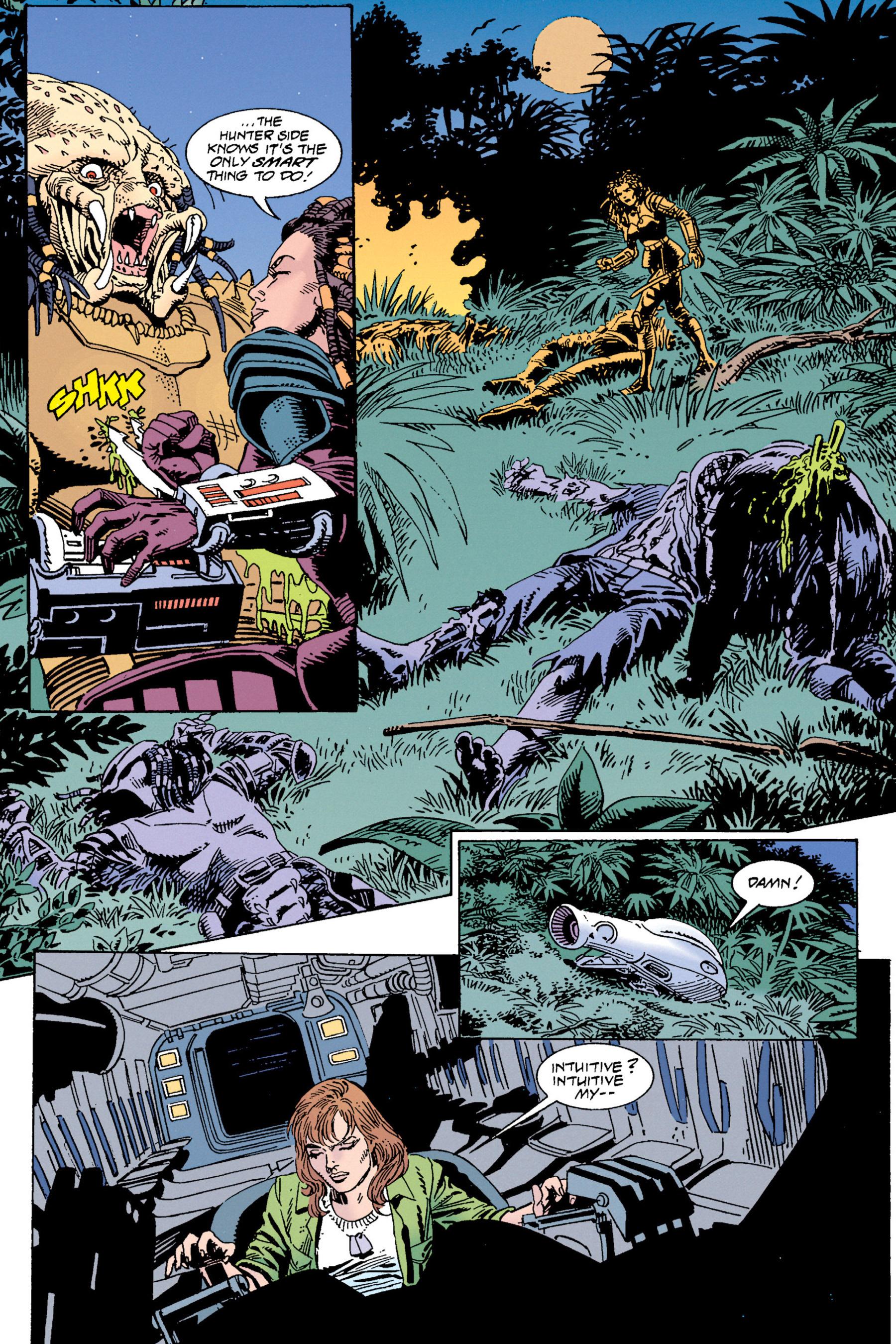 Read online Aliens vs. Predator Omnibus comic -  Issue # _TPB 1 Part 4 - 33