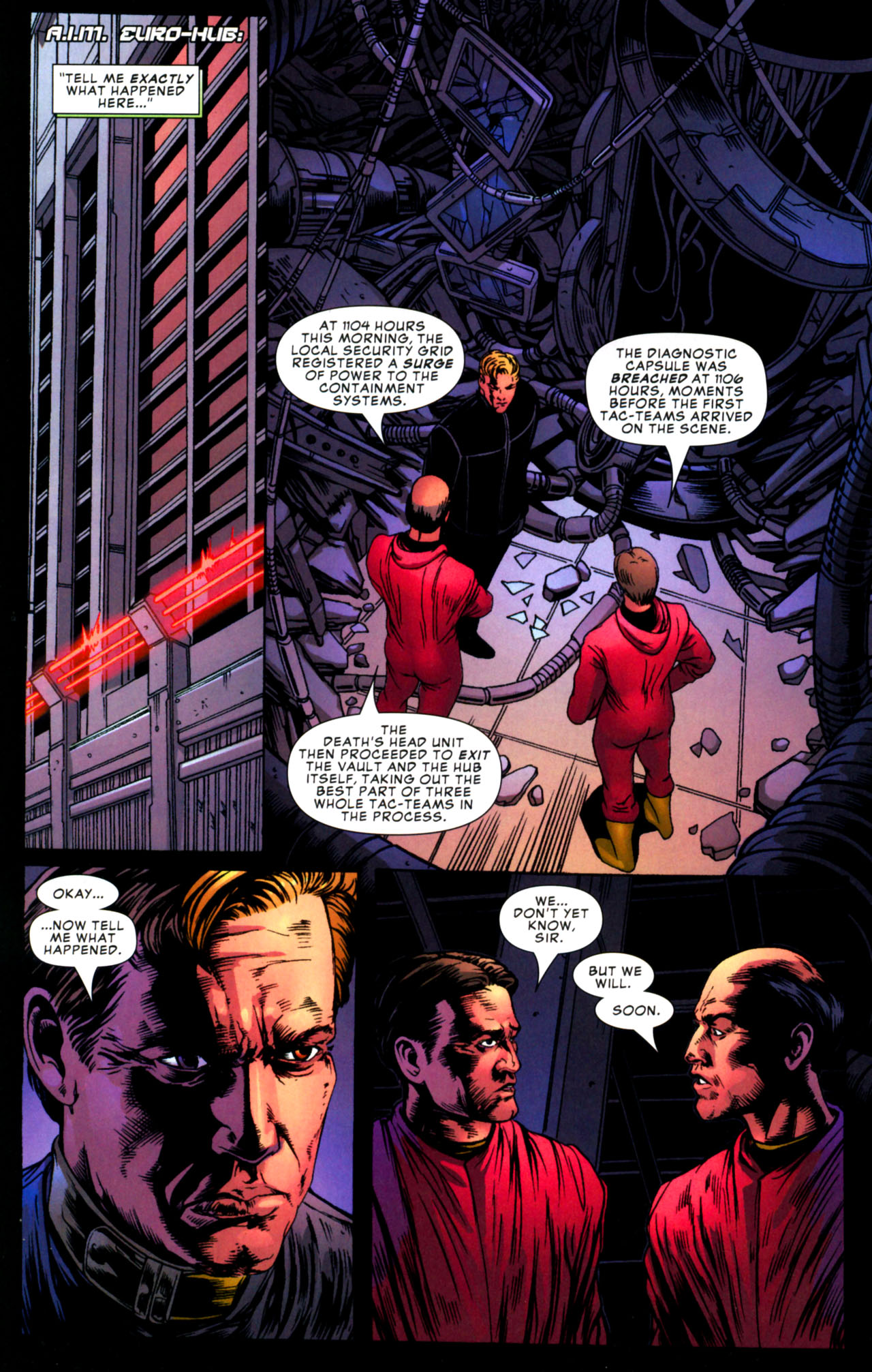 Read online Amazing Fantasy (2004) comic -  Issue #17 - 14