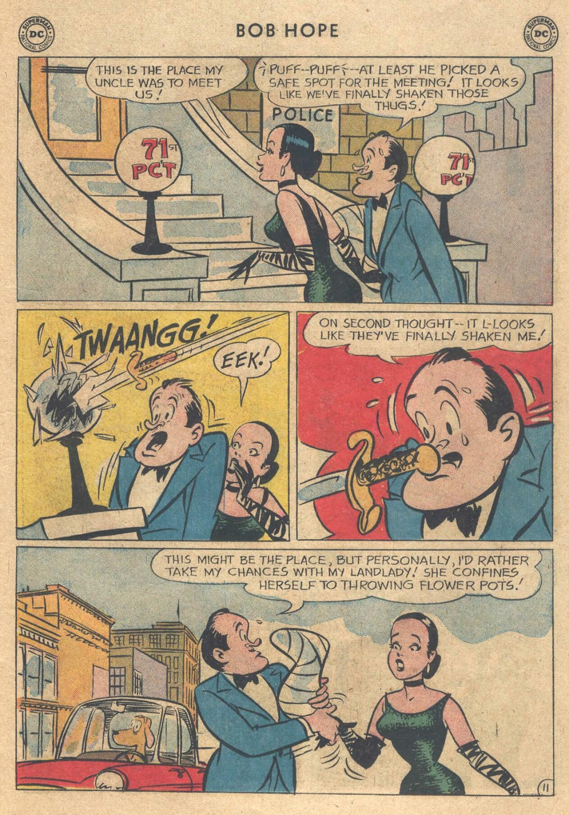 The Adventures of Bob Hope issue 76 - Page 15