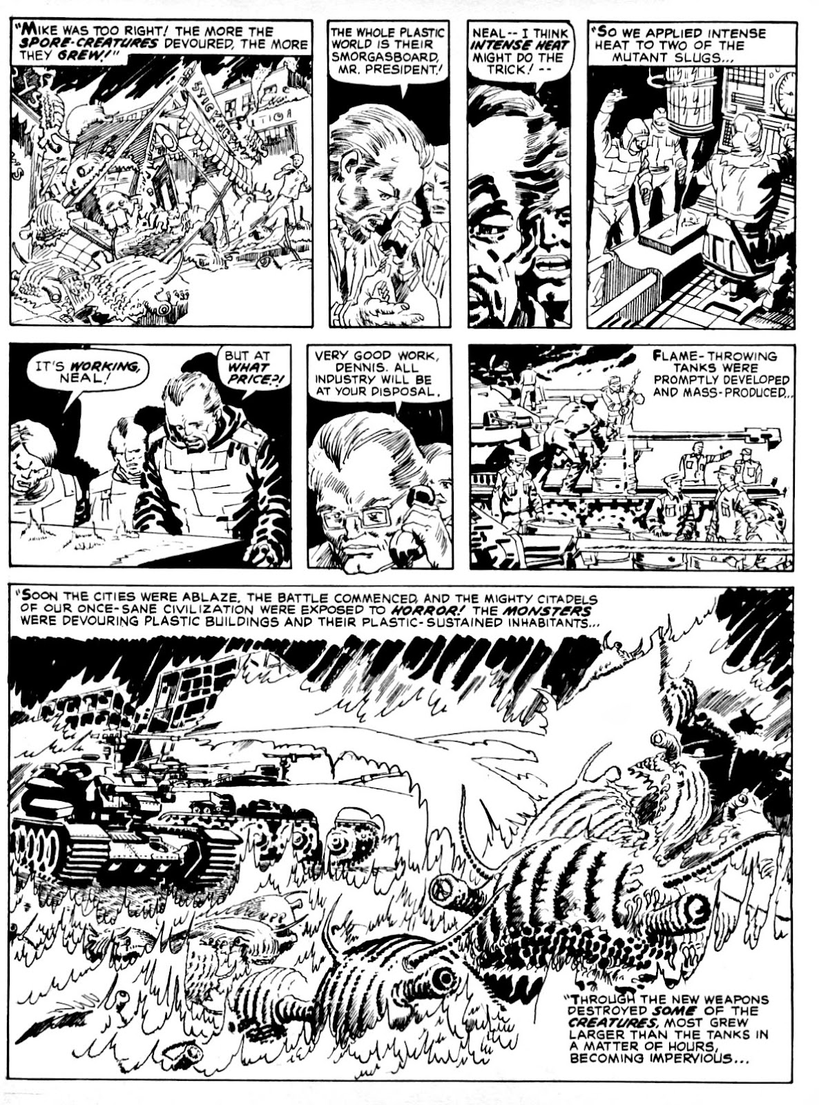 Nightmare (1970) issue 14 - Page 21