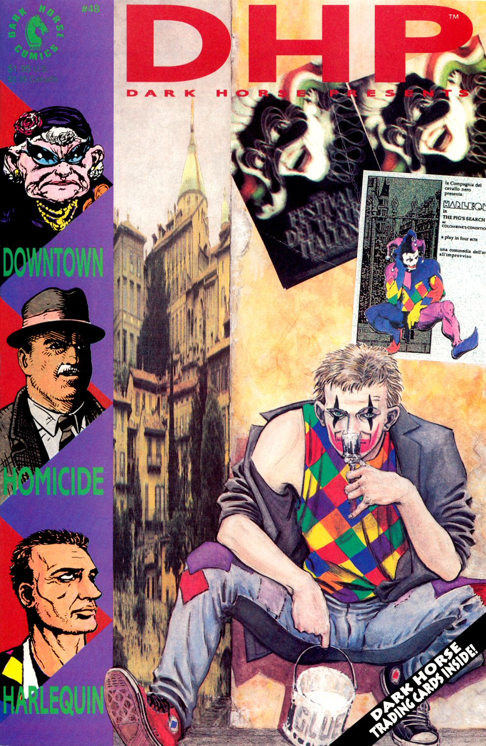 Dark Horse Presents (1986) issue 48 - Page 1