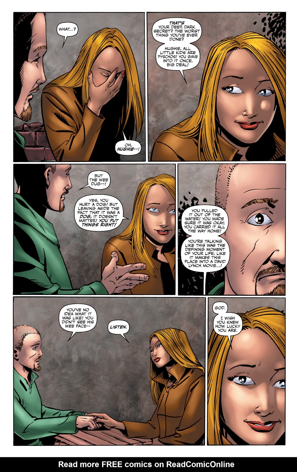 Read online The Boys Omnibus comic -  Issue # TPB 4 (Part 4) - 46